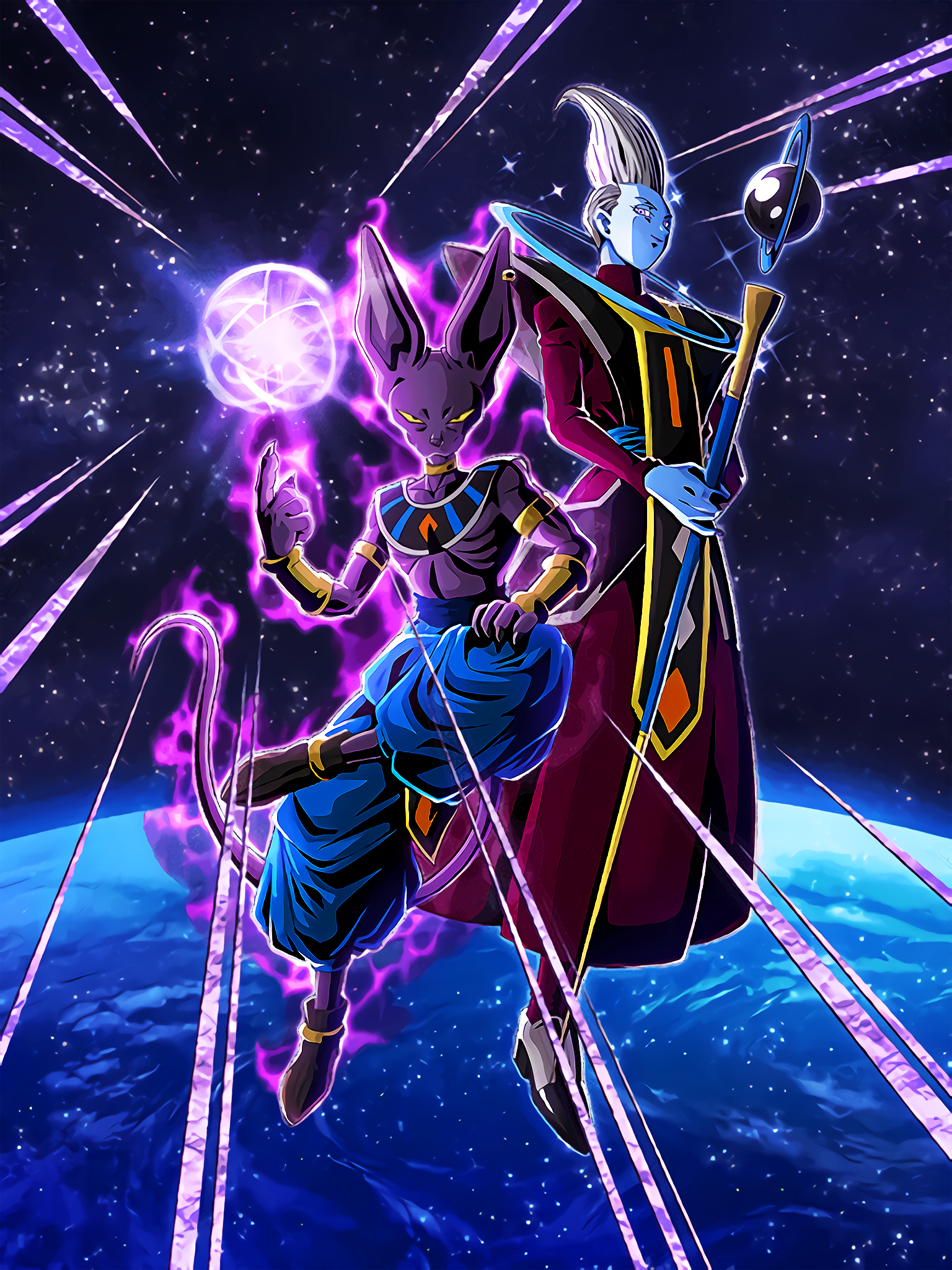 Lord Beerus Wallpapers Top Free Lord Beerus Backgrounds