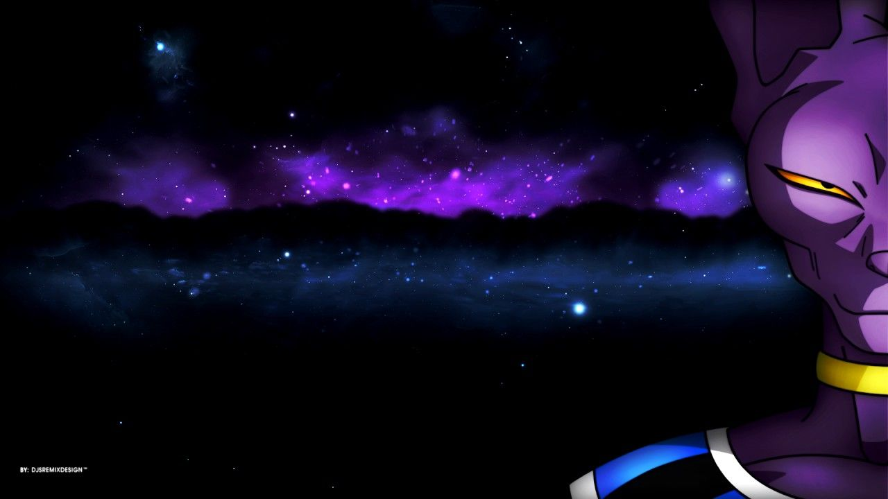 Lord Beerus Wallpapers Top Free Lord Beerus Backgrounds Wallpaperaccess