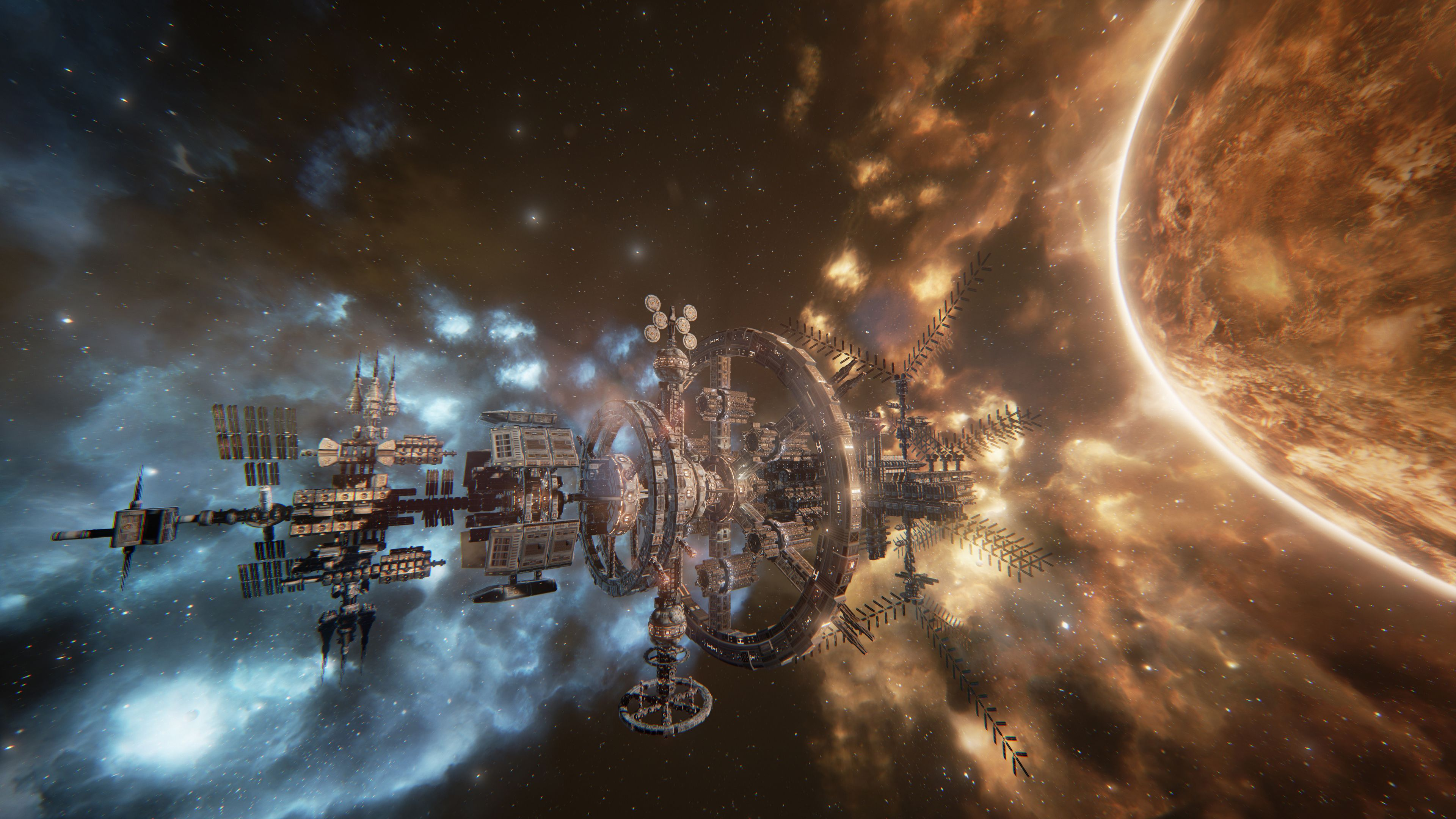 Sci Fi 4k Wallpapers Top Free Sci Fi 4k Backgrounds