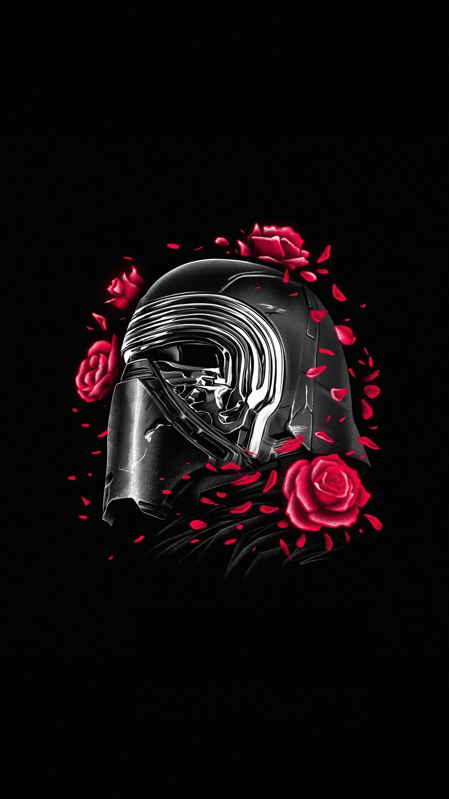 Kylo Ren Mask Wallpapers Top Free Kylo Ren Mask Backgrounds Wallpaperaccess