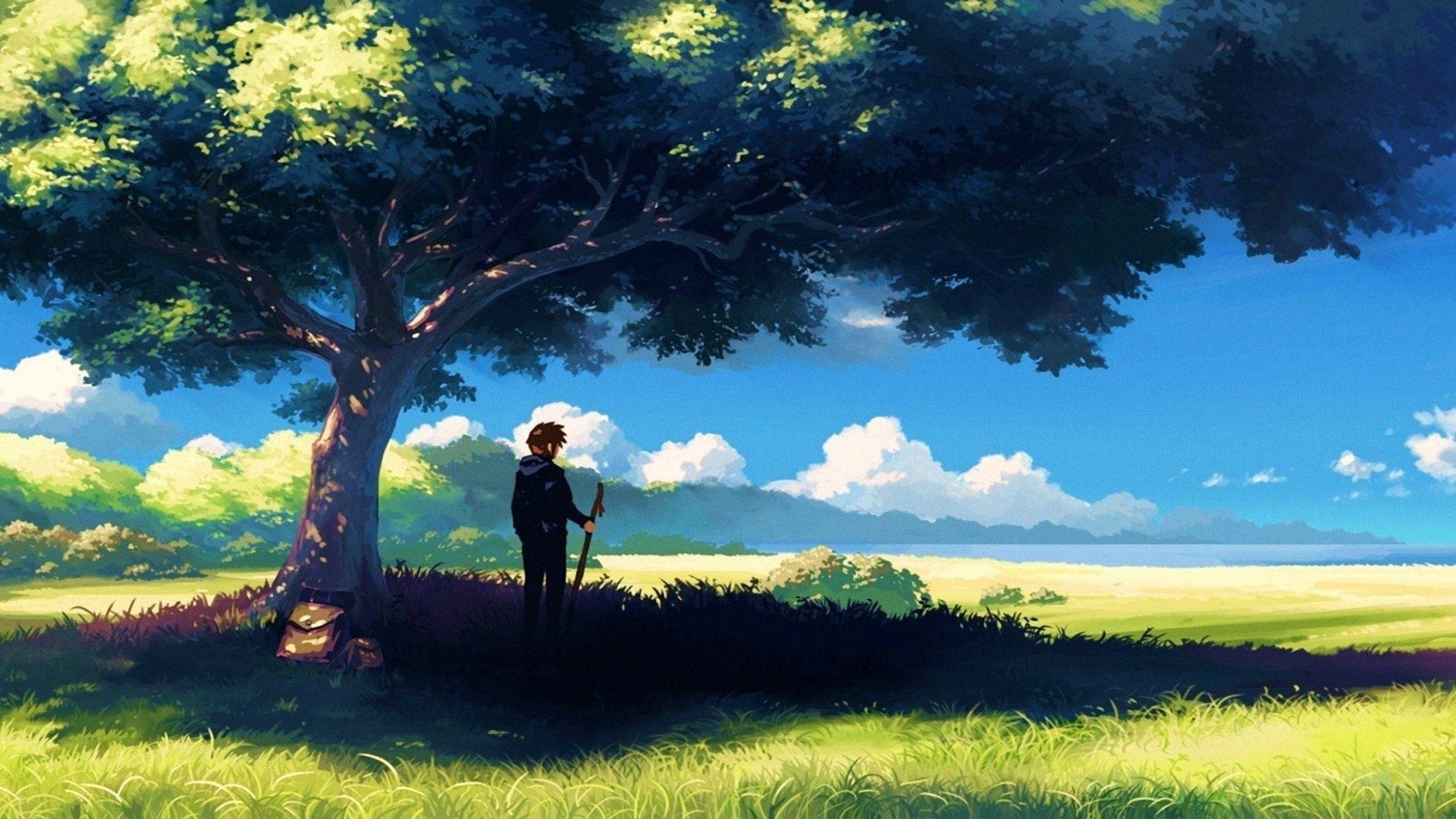 Beautiful Anime Scenery Wallpapers - Top Free Beautiful ...