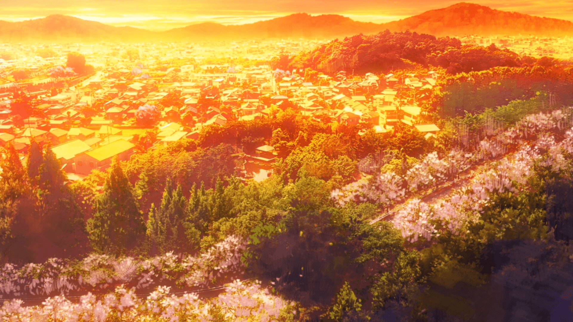 61 Best Free Beautiful Anime Landscapes Wallpapers Wallpaperaccess