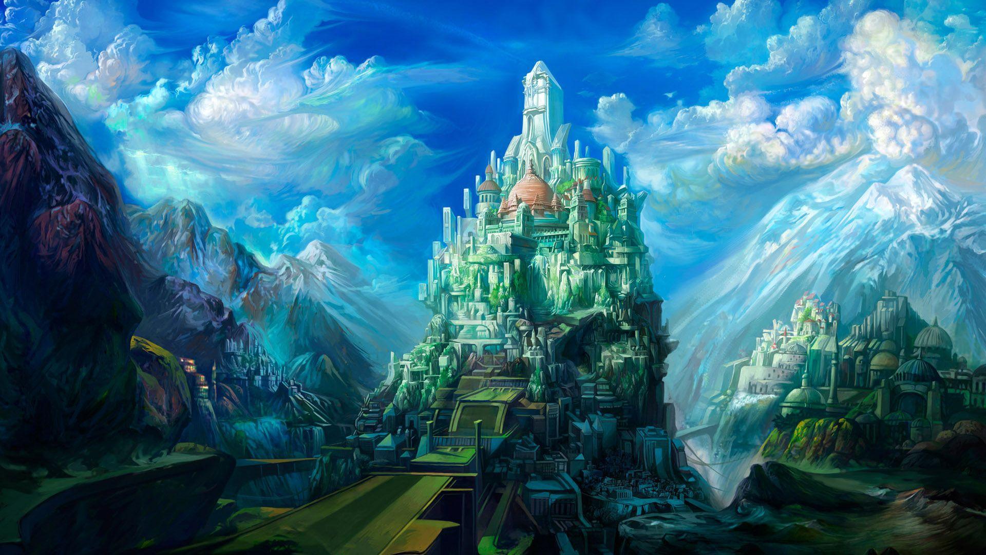 3D Art Wallpapers - Top Free 3D Art Backgrounds - WallpaperAccess