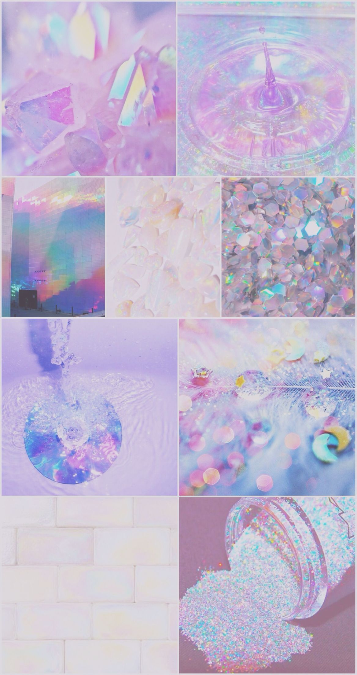 Holographic Aesthetic Wallpapers Top Free Holographic Aesthetic Backgrounds Wallpaperaccess