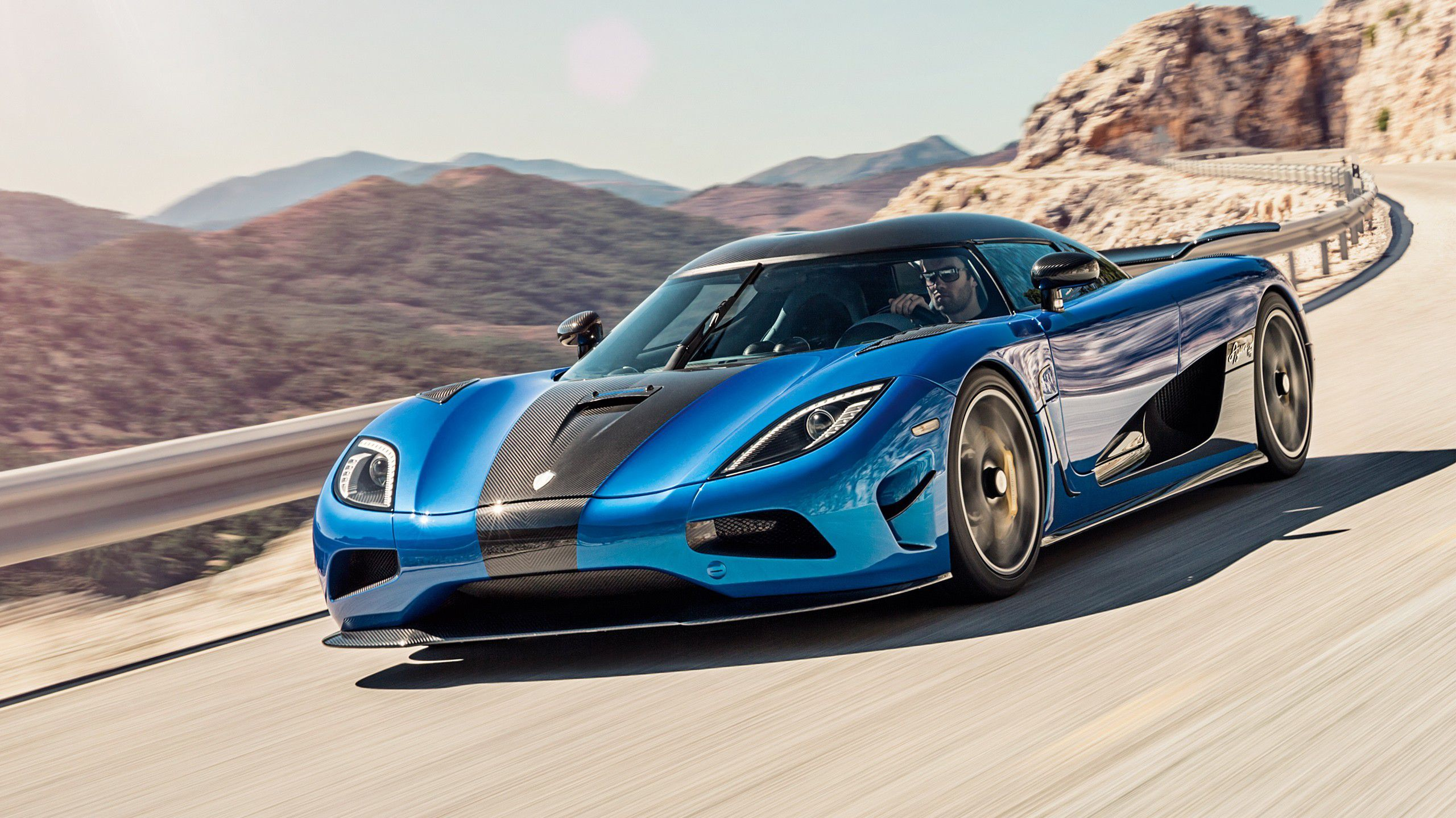 Blue Koenigsegg Agera R Wallpapers Top Free Blue