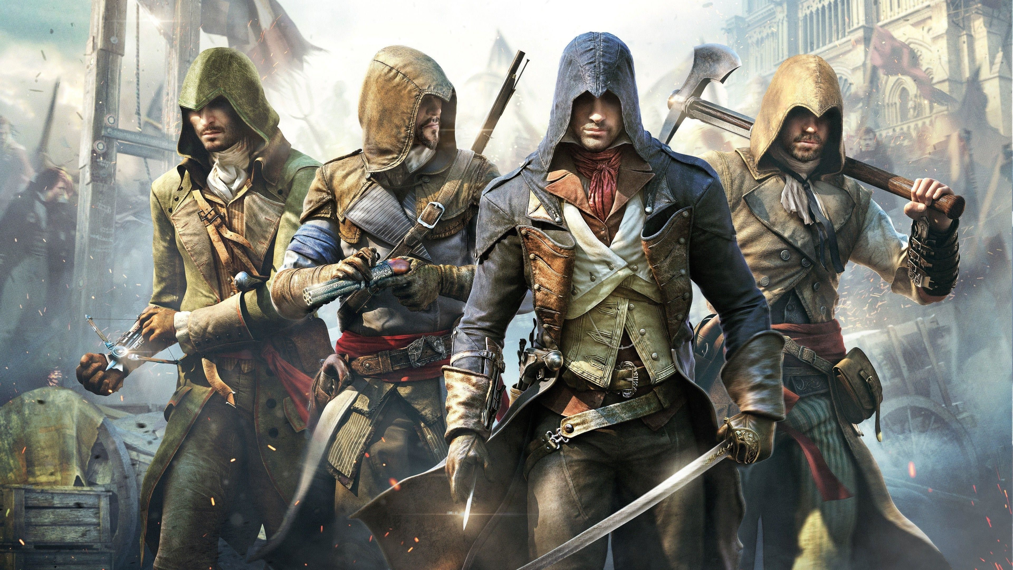 Assassin S Creed Unity Wallpapers Top Free Assassin S Creed Images, Photos, Reviews