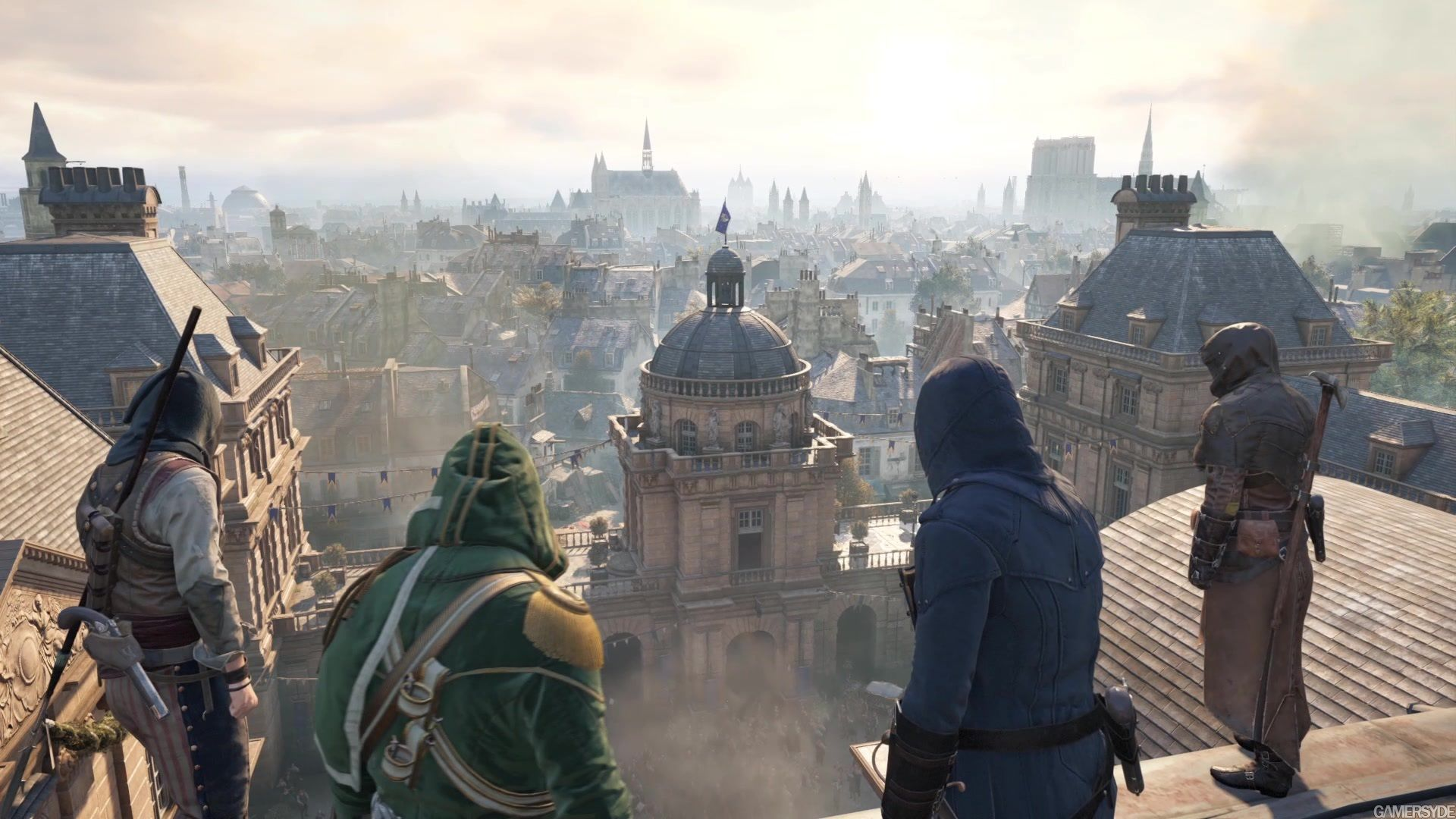 Assassin S Creed Unity Wallpapers Top Free Assassin S Creed