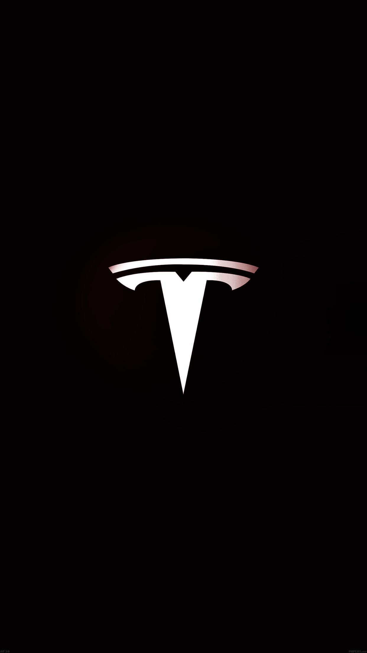 Tesla Logo Iphone Wallpapers Top Free Tesla Logo Iphone