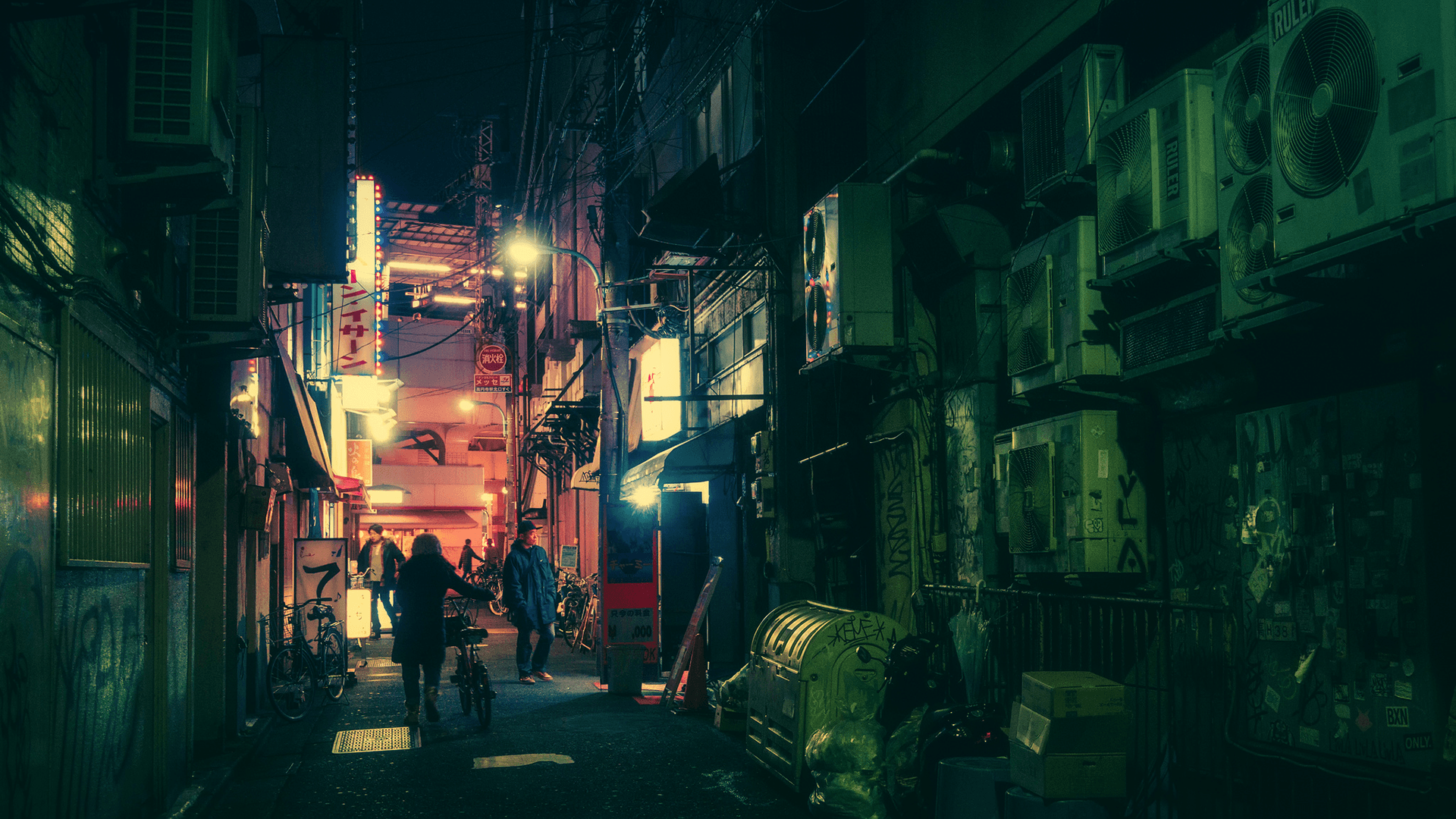 Japanese Neon Wallpapers - Top Free Japanese Neon