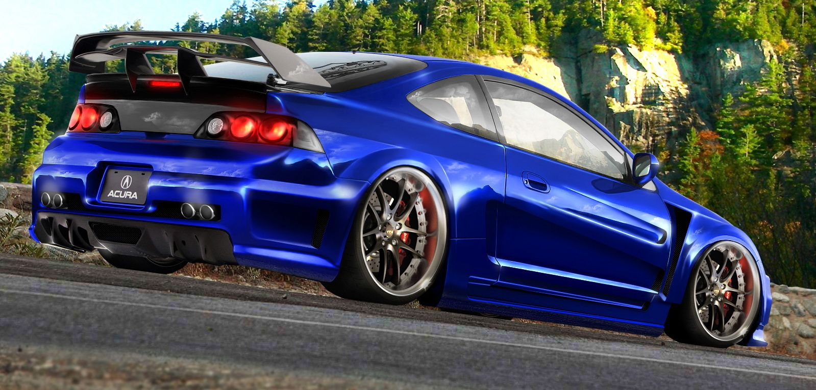 Acura Rsx Wallpapers Top Free Acura Rsx Backgrounds
