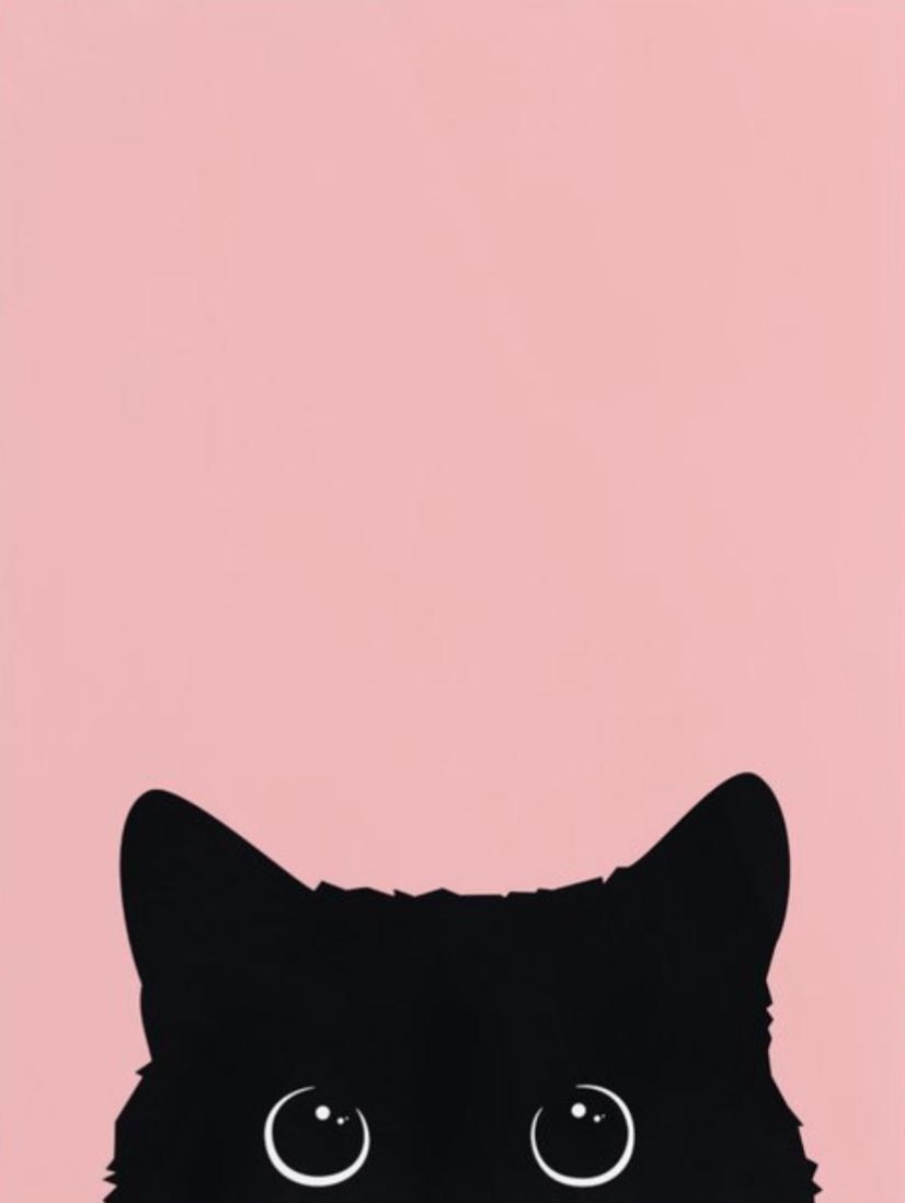 Cute Cat Aesthetics Wallpapers Top Free Cute Cat Aesthetics Backgrounds Wallpaperaccess