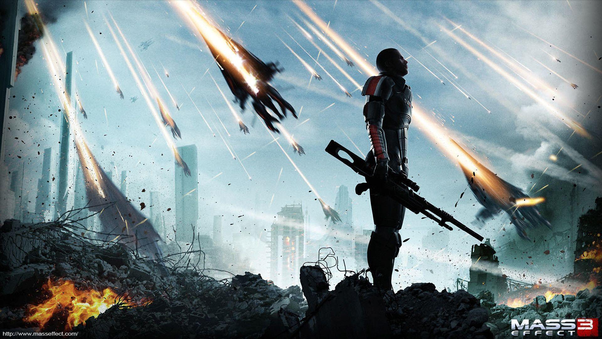 Mass Effect 3 Wallpapers Top Free Mass Effect 3