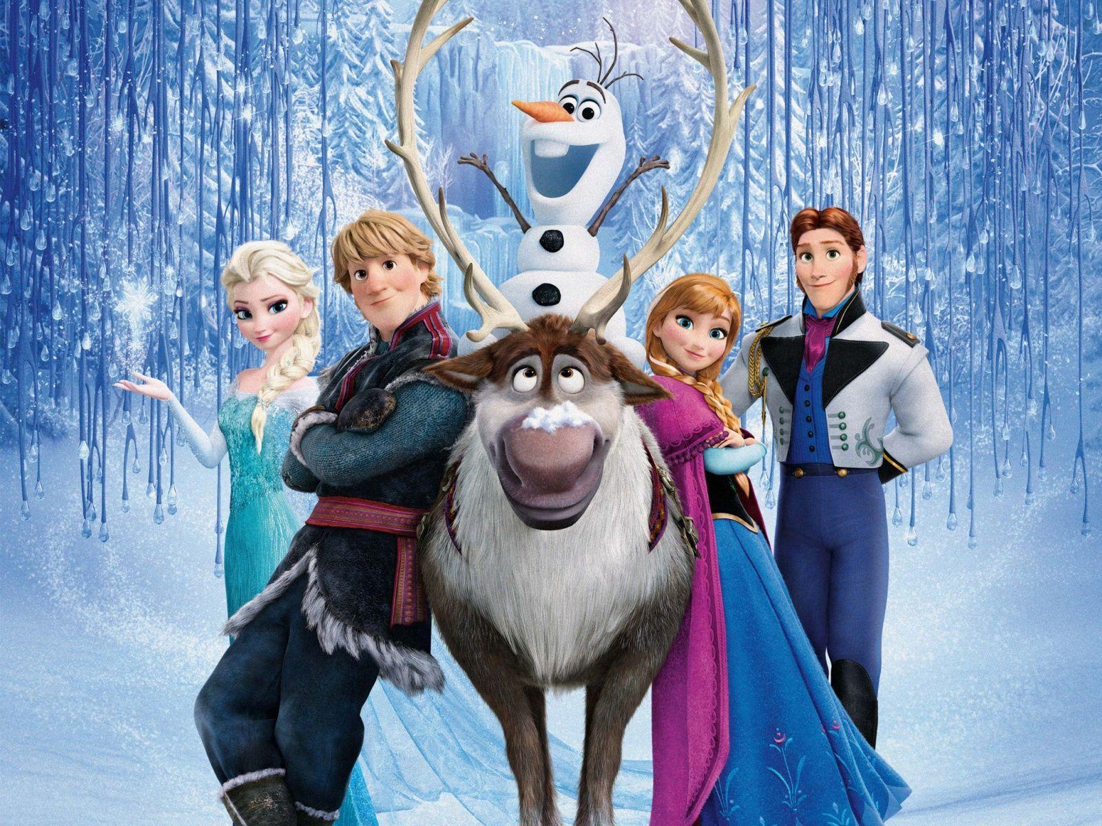 Disney Frozen Wallpapers - Top Free Disney Frozen ...