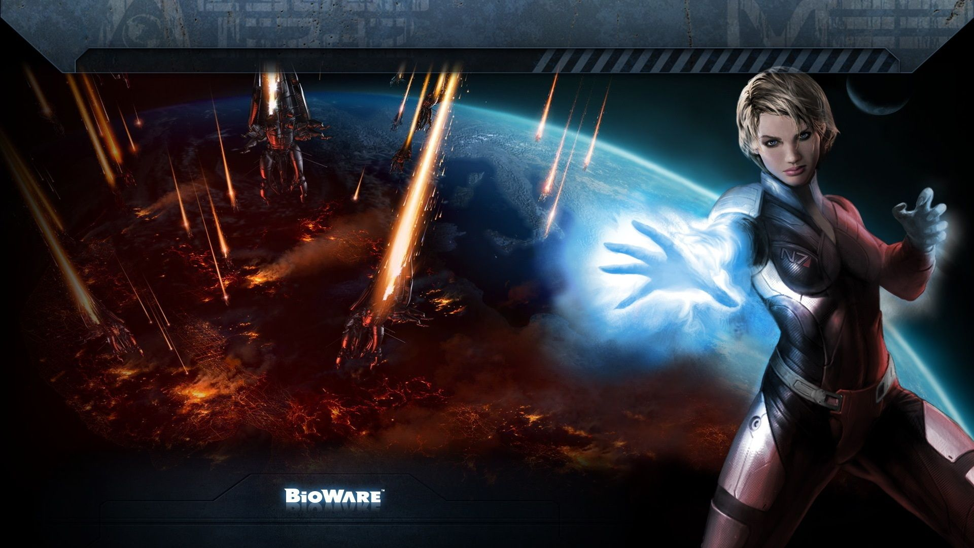 Mass Effect 3 Wallpapers Top Free Mass Effect 3 Backgrounds