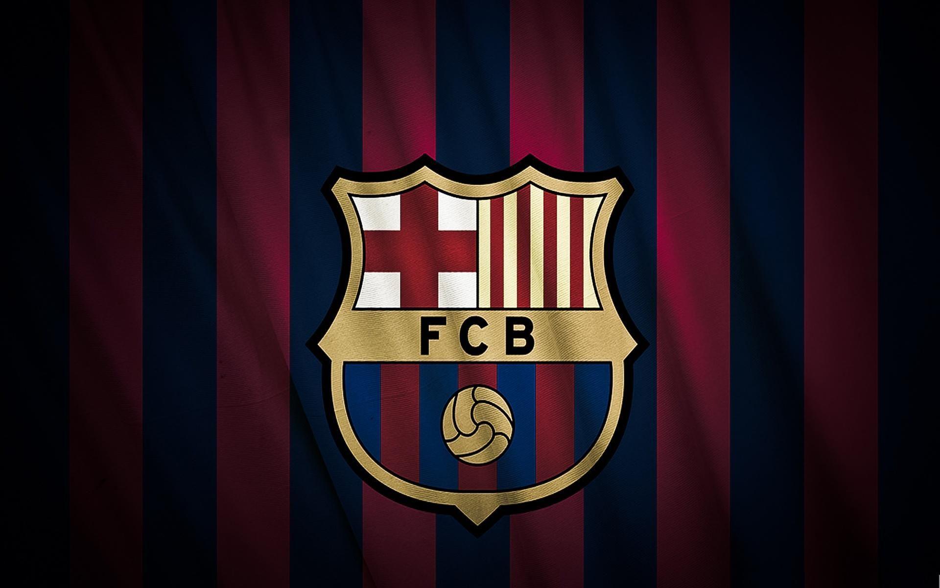 Barcelona Logo Wallpapers Top Free Barcelona Logo Backgrounds Wallpaperaccess