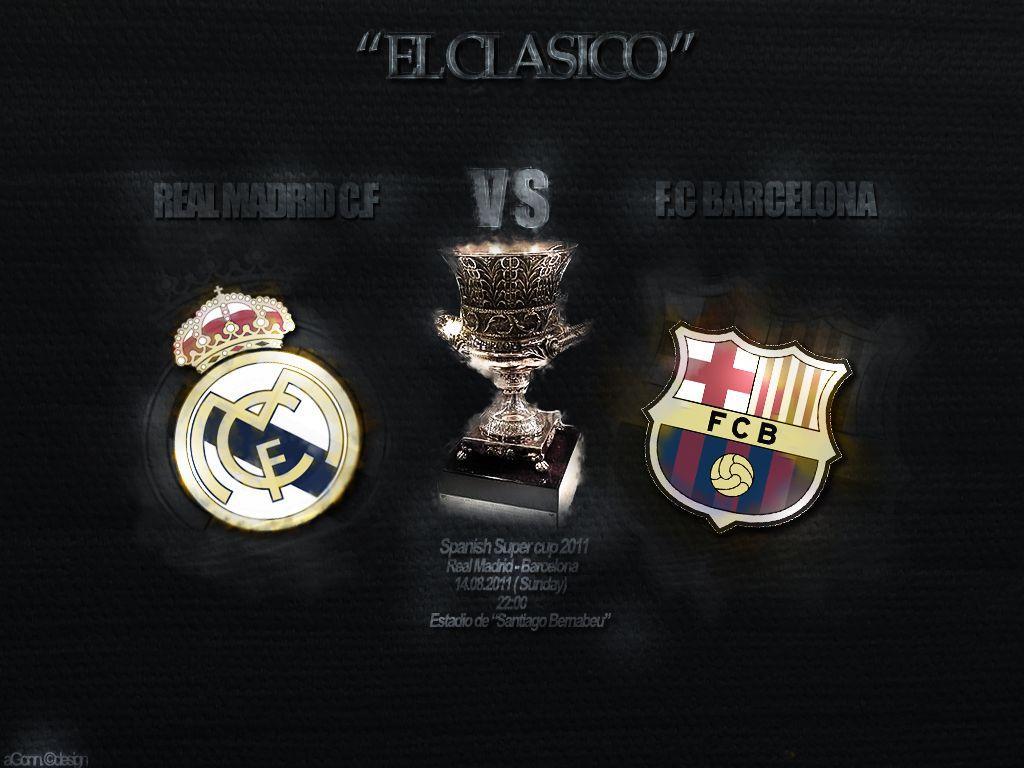 Real Madrid Vs Barcelona Wallpapers Top Free Real Madrid Vs Barcelona Backgrounds Wallpaperaccess