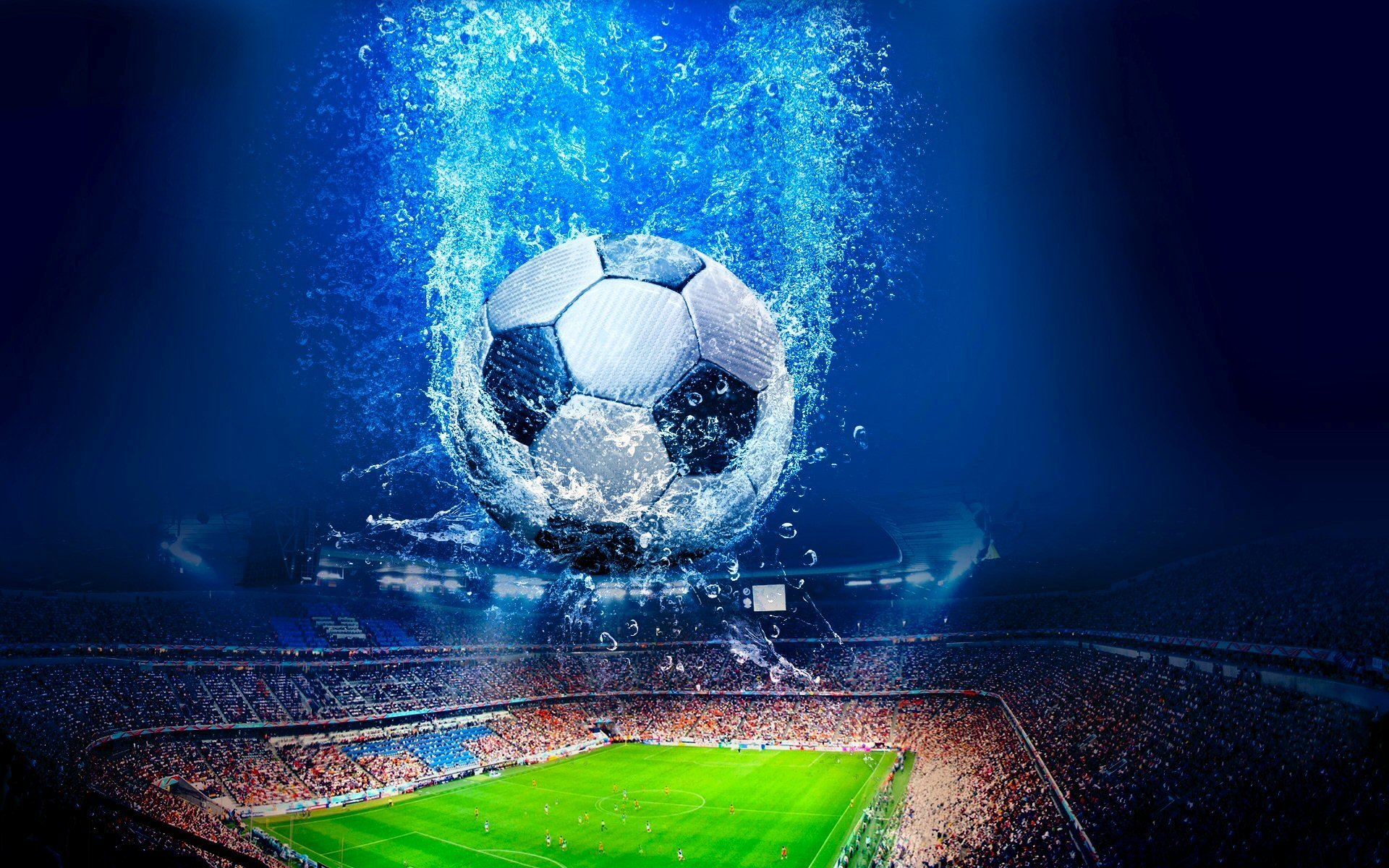 Cool Backgrounds Hd 3d Soccer