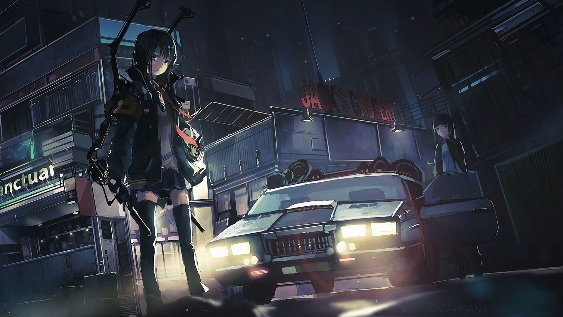 23 Best Free Police Anime Wallpapers Wallpaperaccess