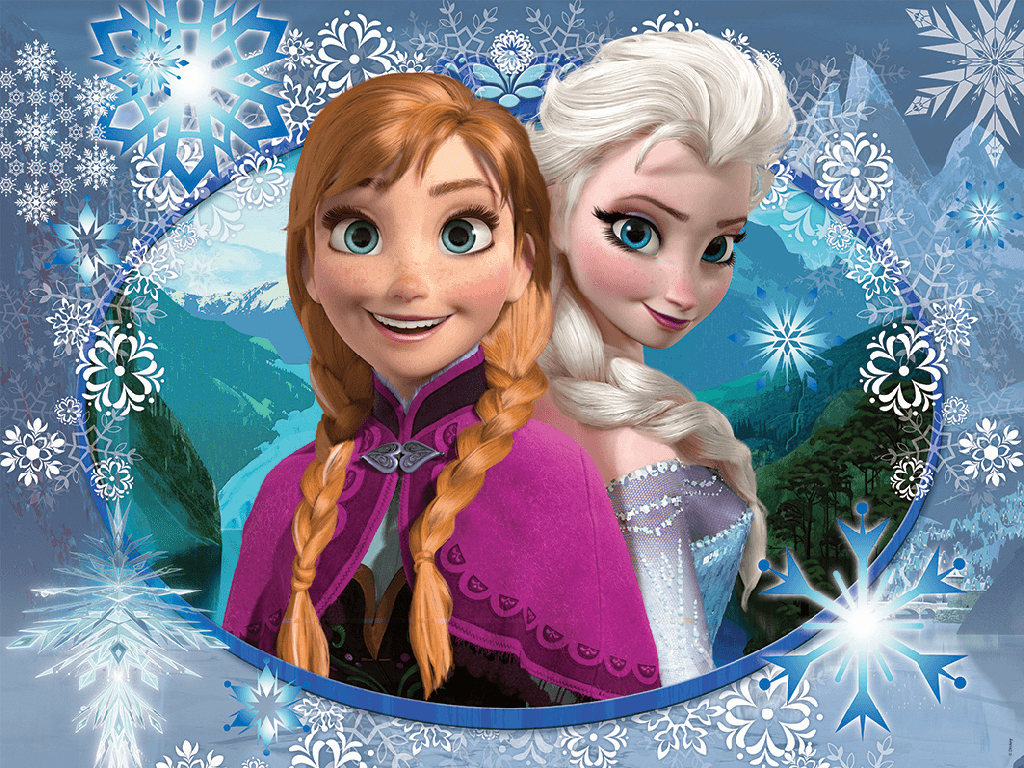 Elsa And Anna Wallpapers Top Free Elsa And Anna Backgrounds