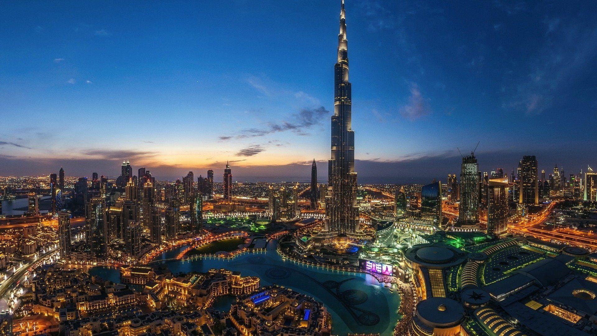 Download Dubai Desert Wallpaper 4K Background