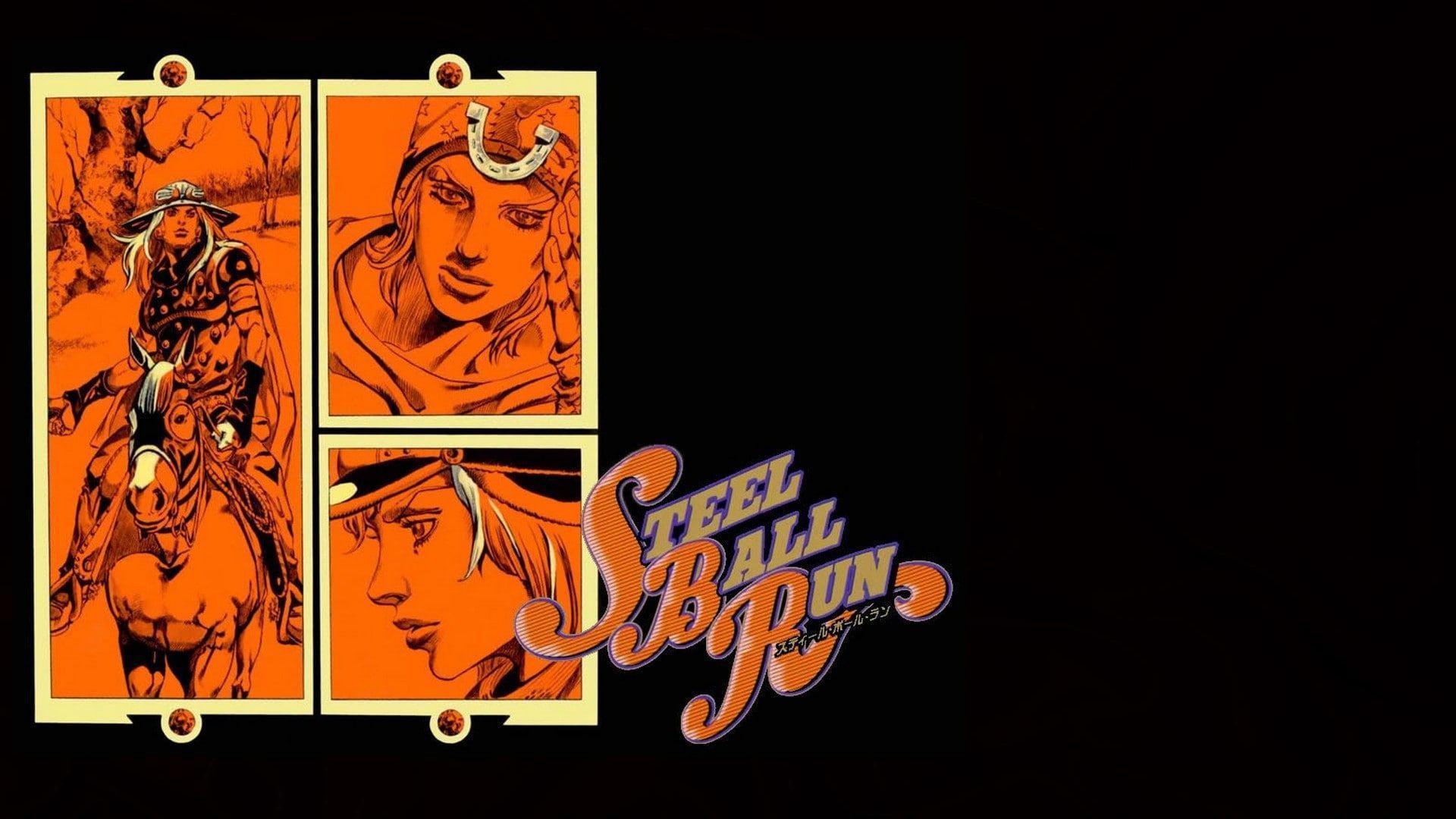 Steel Ball Run Wallpapers - Top Free Steel Ball Run ...