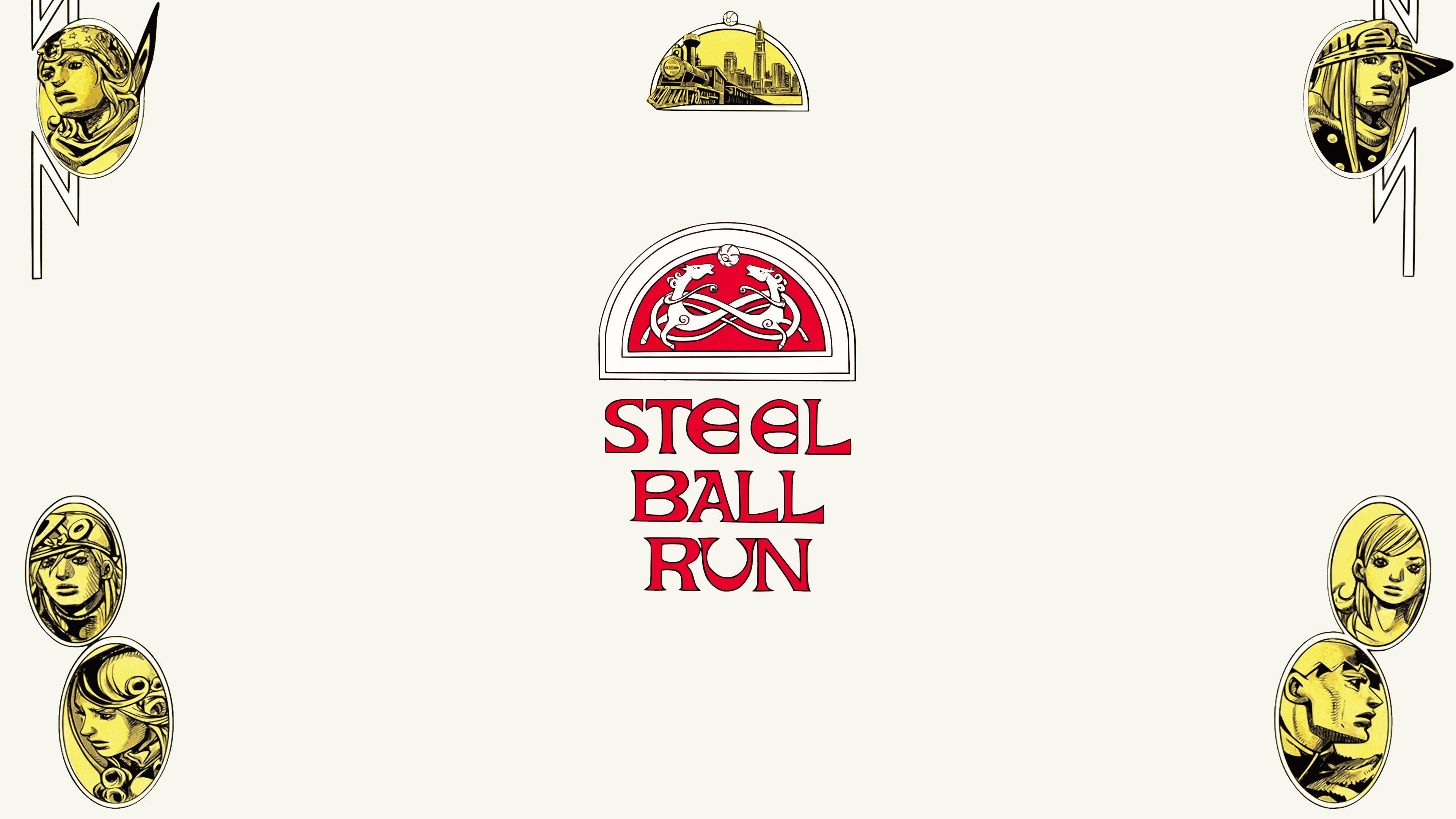 Steel Ball Run Wallpapers Top Free Steel Ball Run Backgrounds