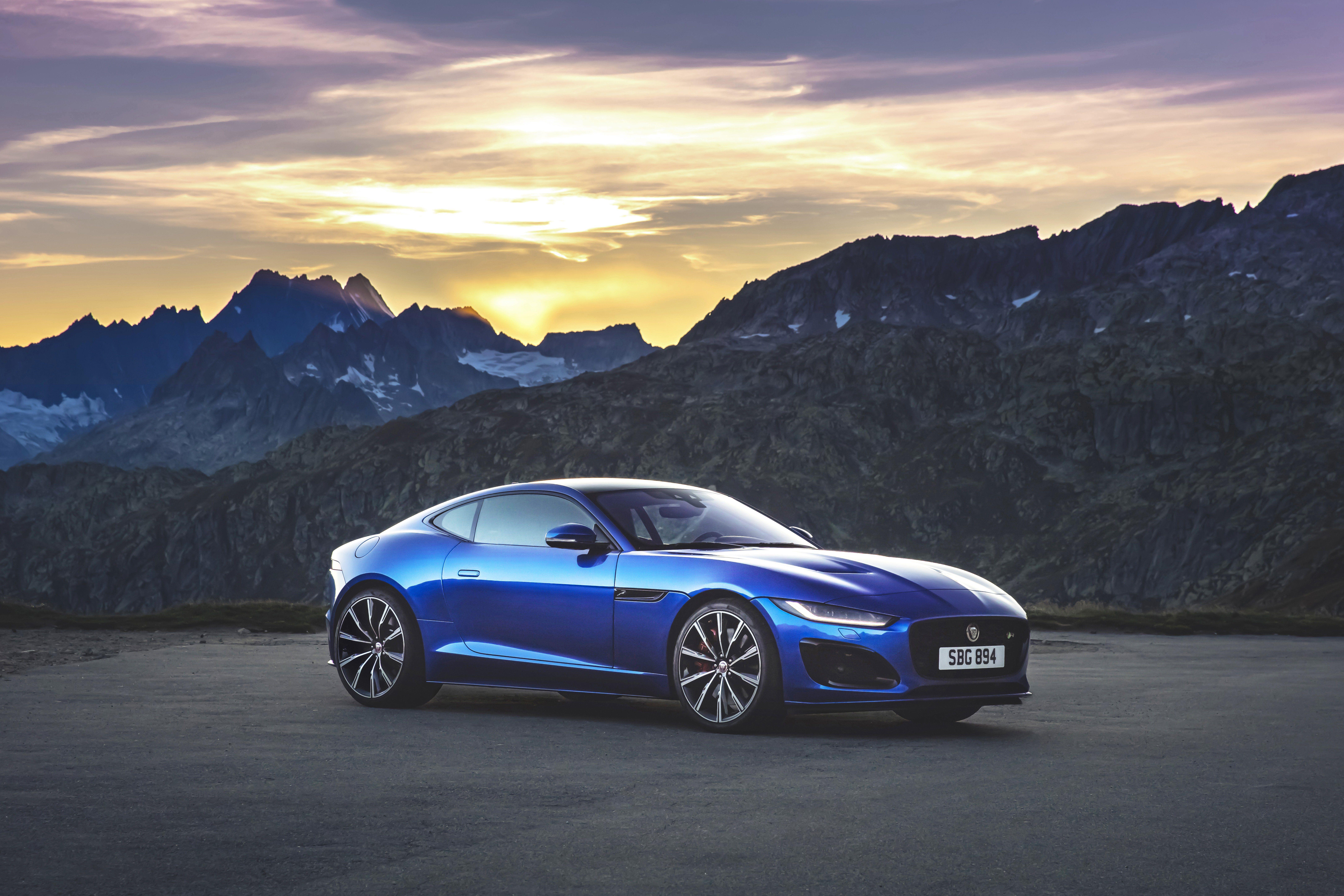 Jaguar F Type Wallpapers Top Free Jaguar F Type Backgrounds Wallpaperaccess