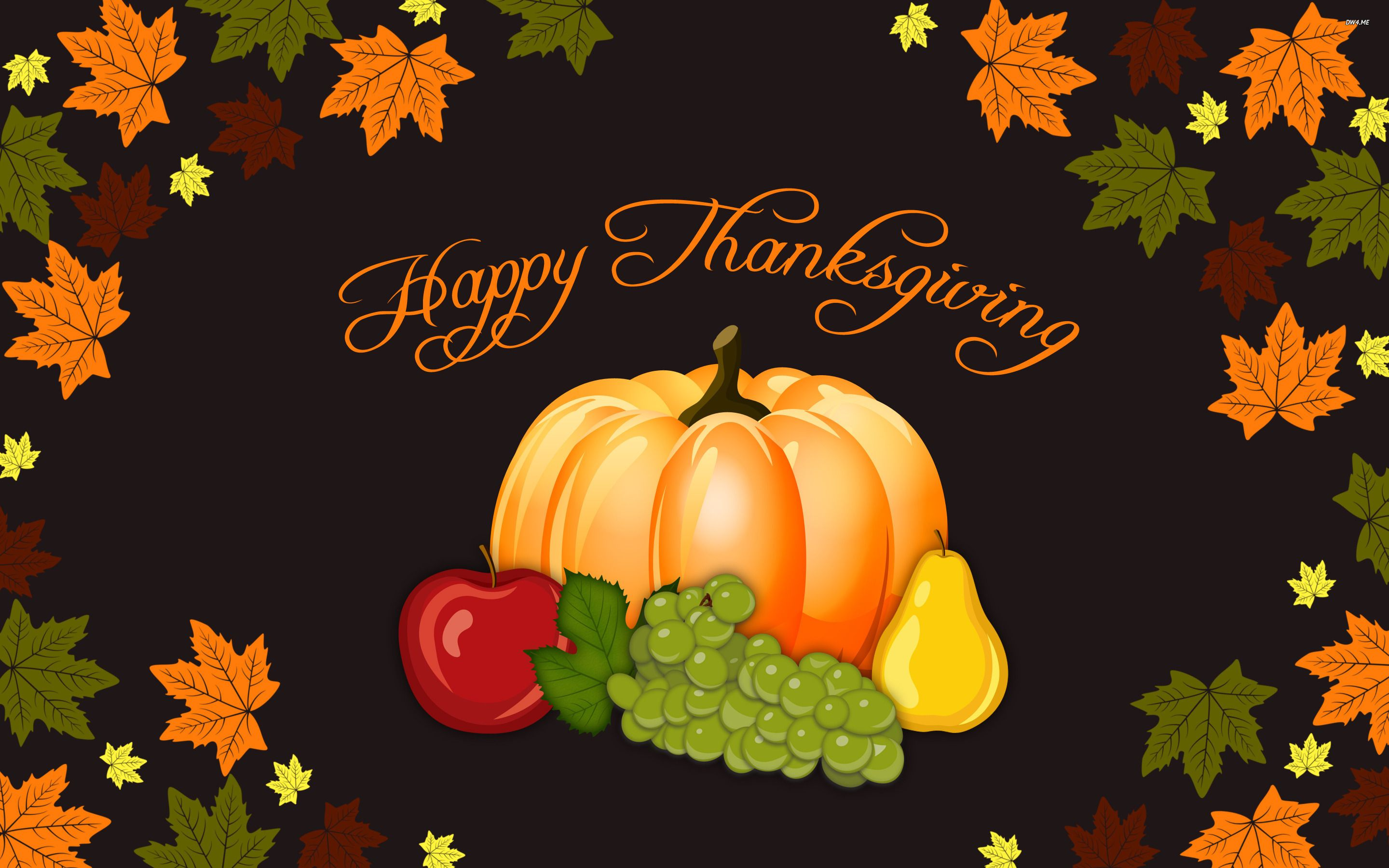 Thanksgiving Wallpapers Top Free Thanksgiving Backgrounds Wallpaperaccess