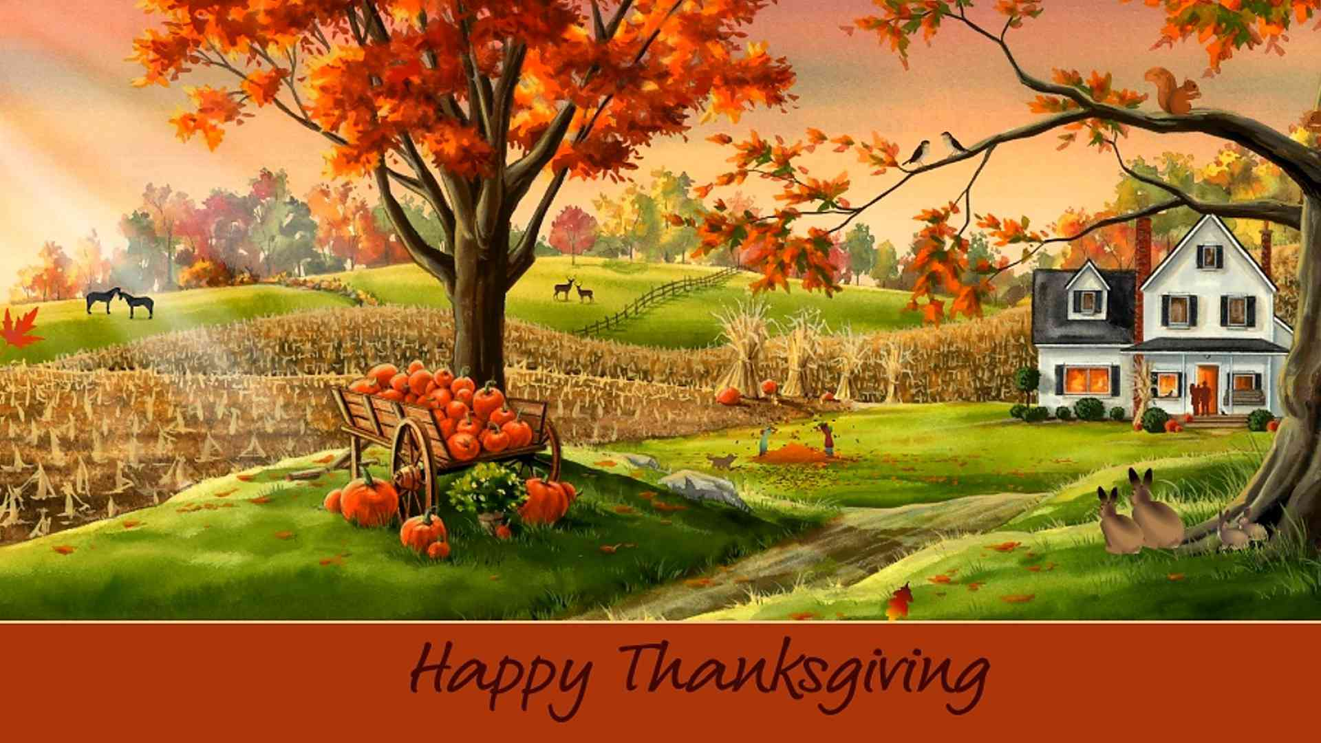56 Best Free Thanksgiving Wallpapers