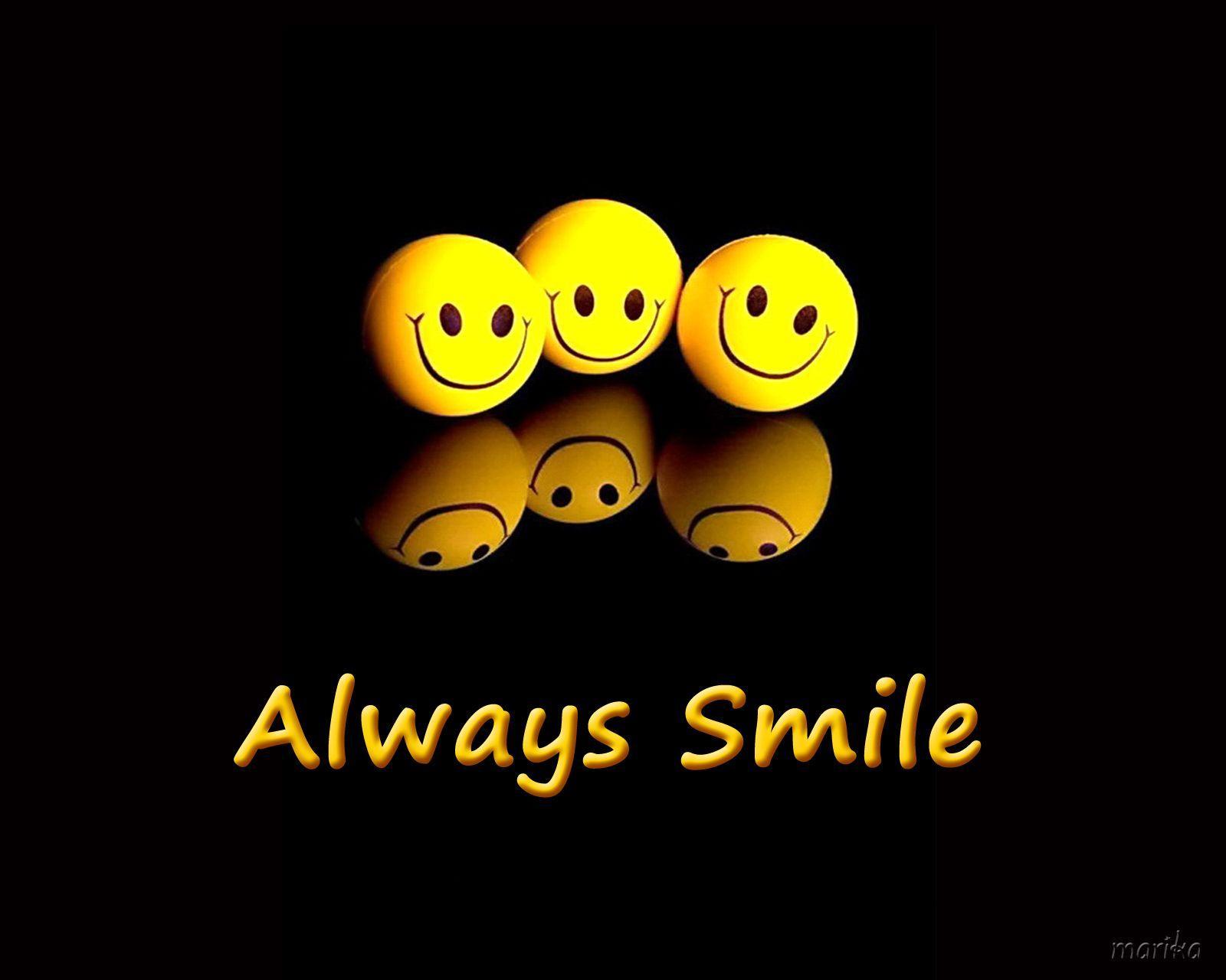 Smile keep Welcome