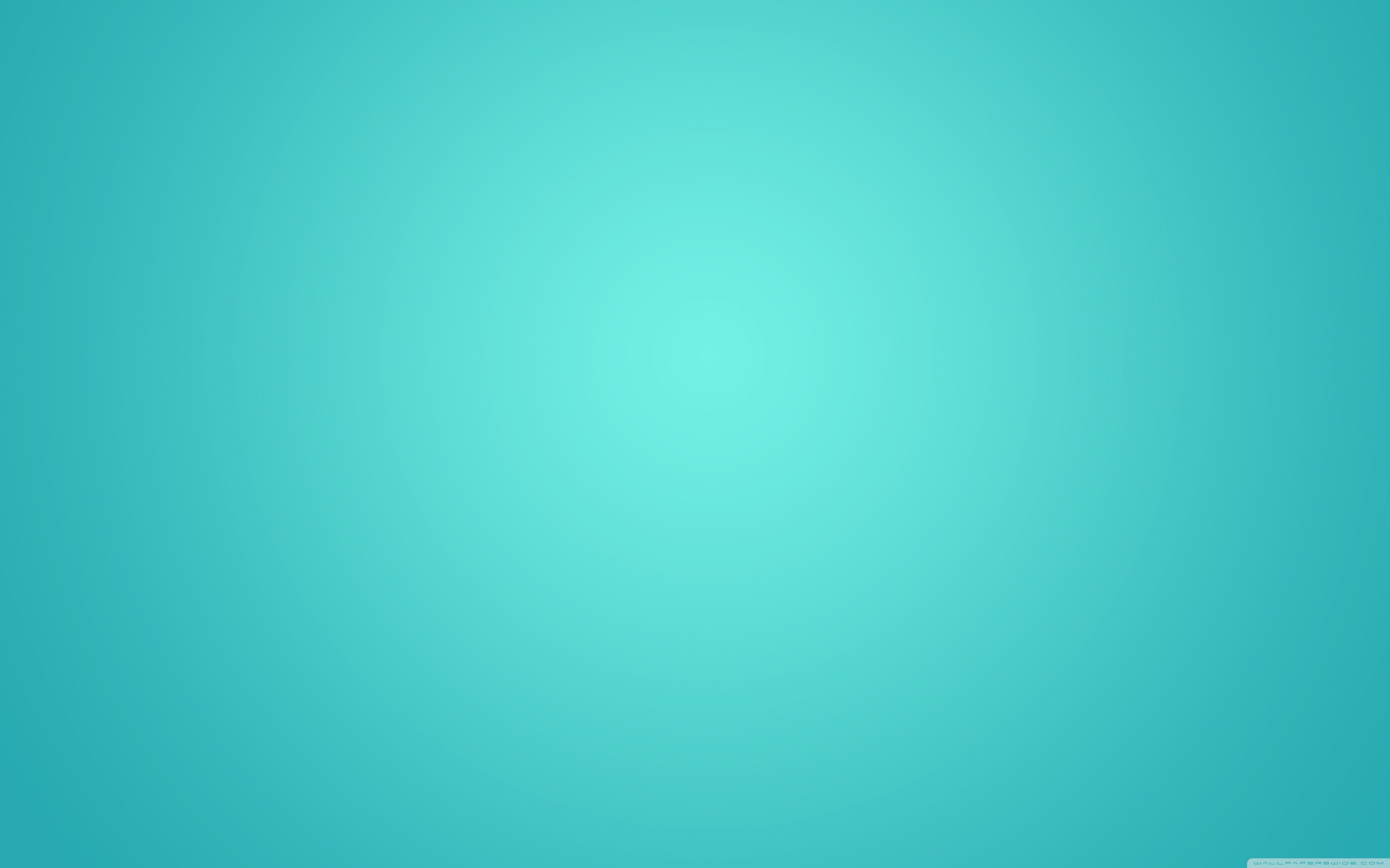 Cyan Blue Wallpaper