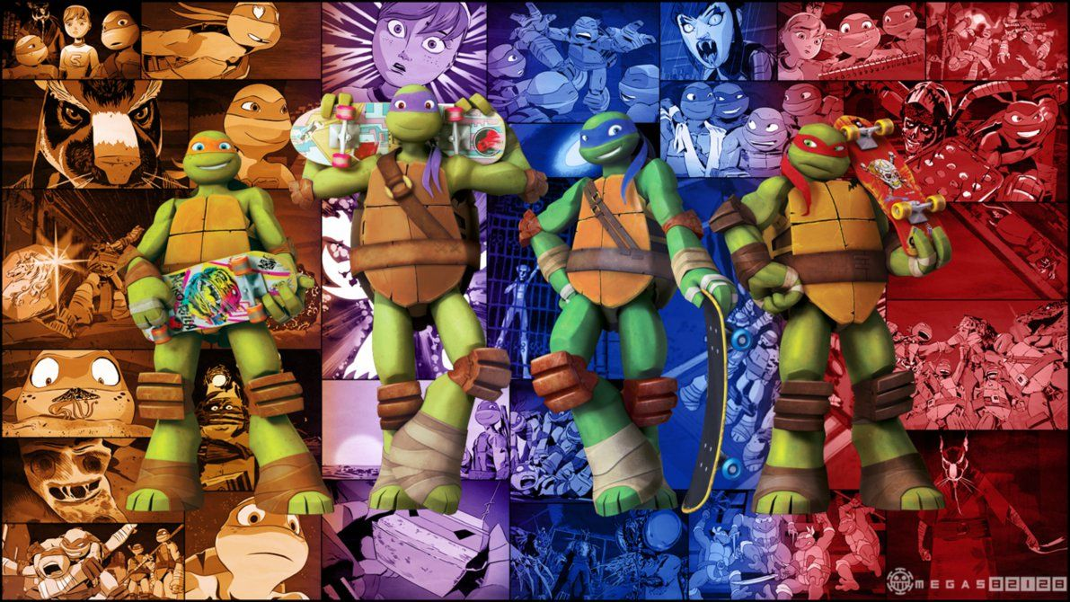 Tmnt Chibi Wallpapers Top Free Tmnt Chibi Backgrounds