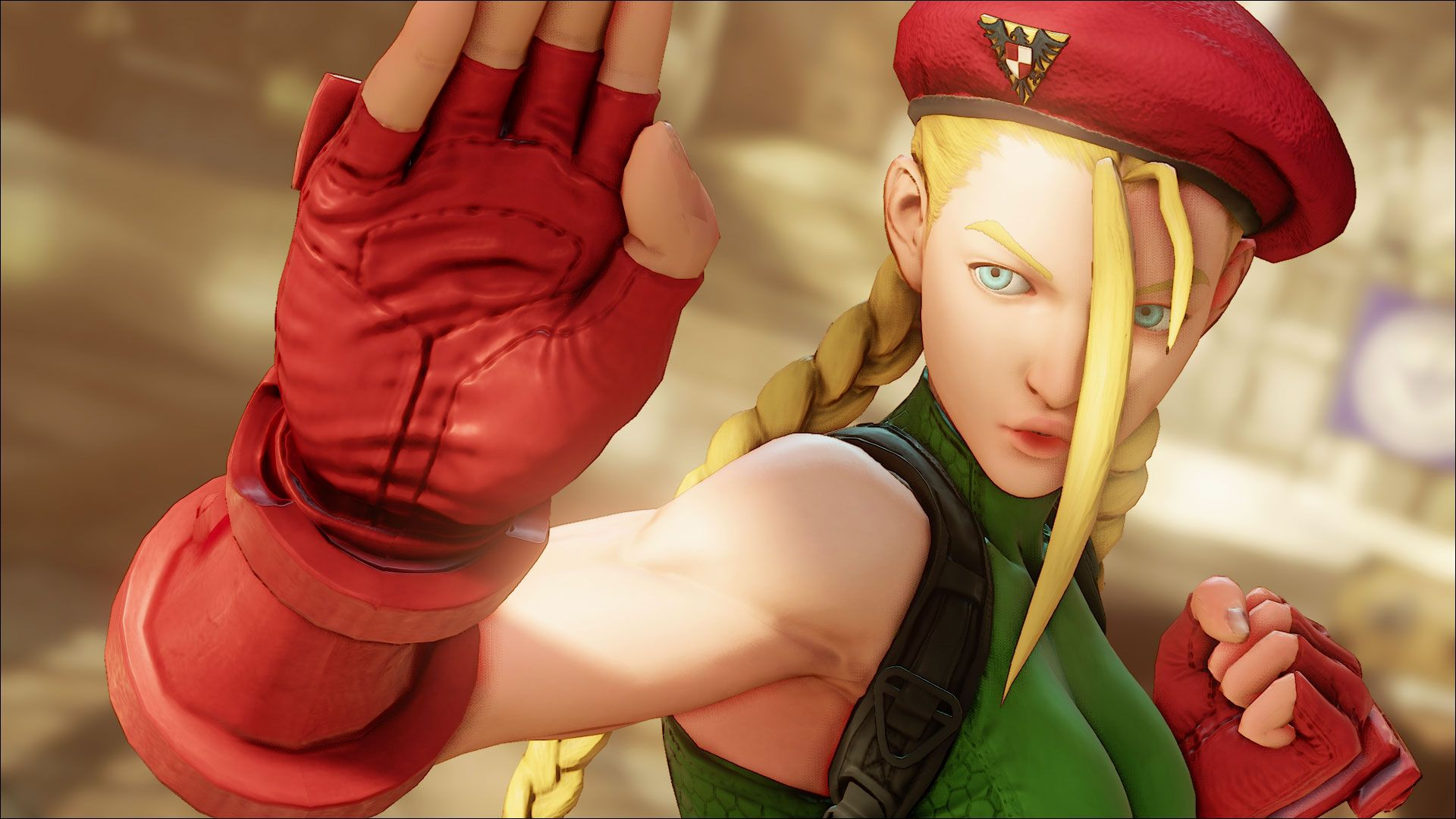 Cammy Wallpapers - Top Free Cammy Backgrounds - WallpaperAccess