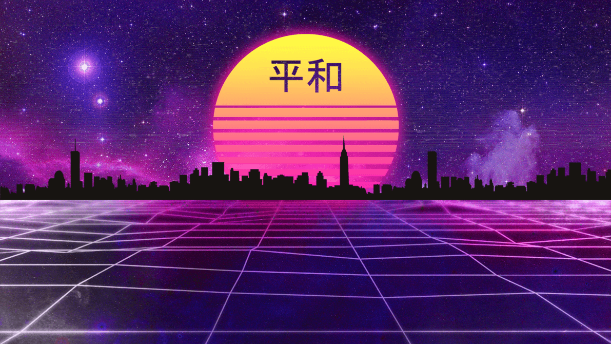 Retro Japanese Wallpapers Top Free Retro Japanese Backgrounds Wallpaperaccess