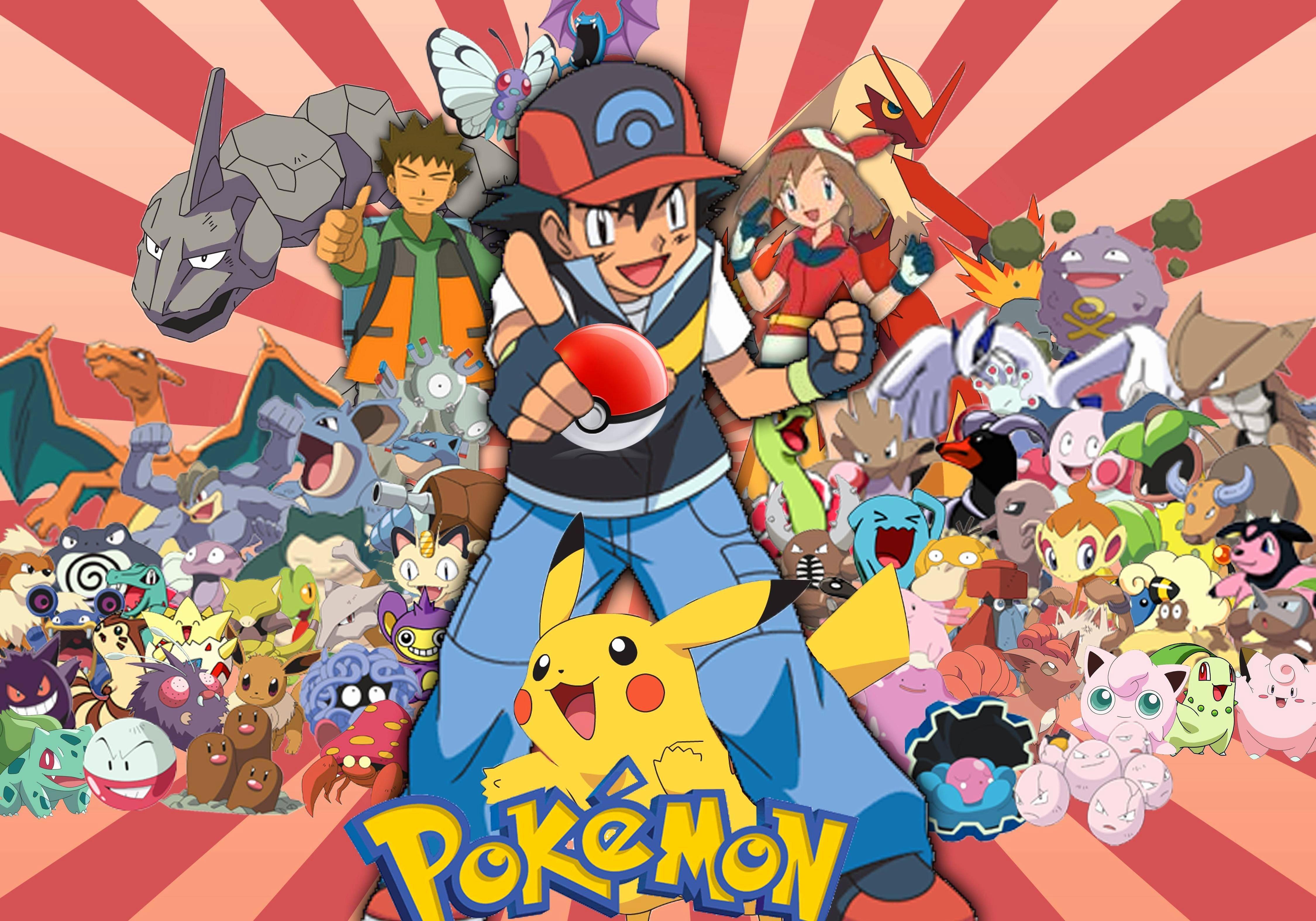 Pokemon Hd Wallpapers Top Free Pokemon Hd Backgrounds Wallpaperaccess