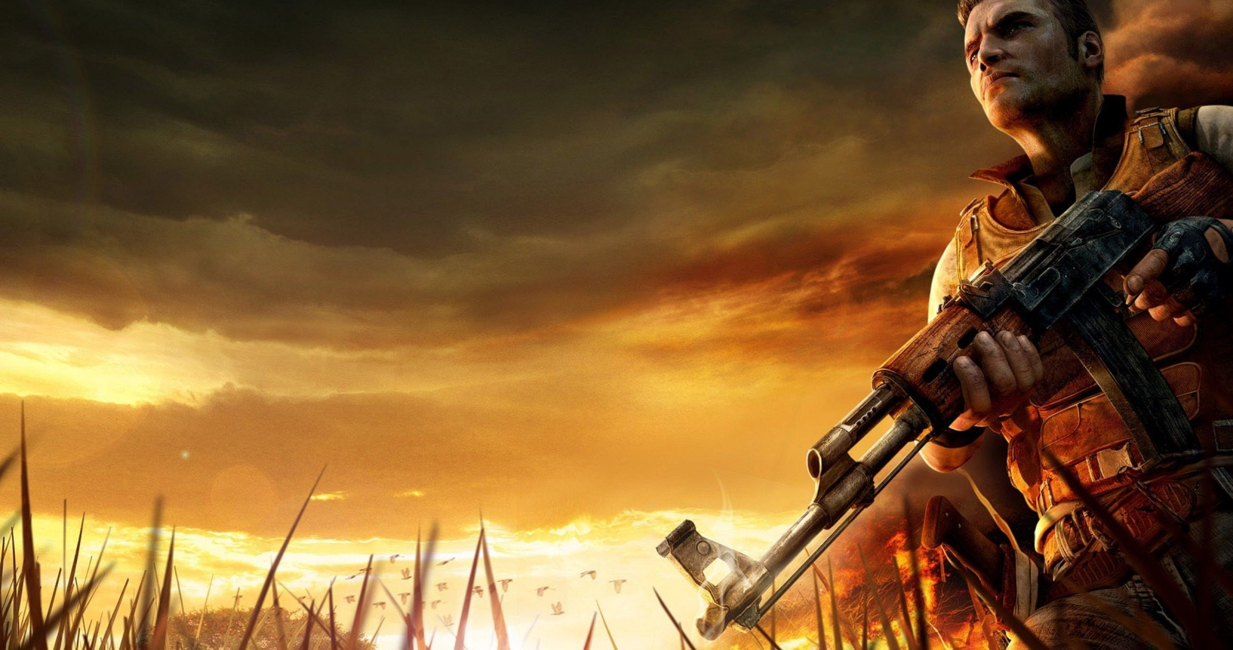 Far Cry 2 Wallpapers Top Free Far Cry 2 Backgrounds