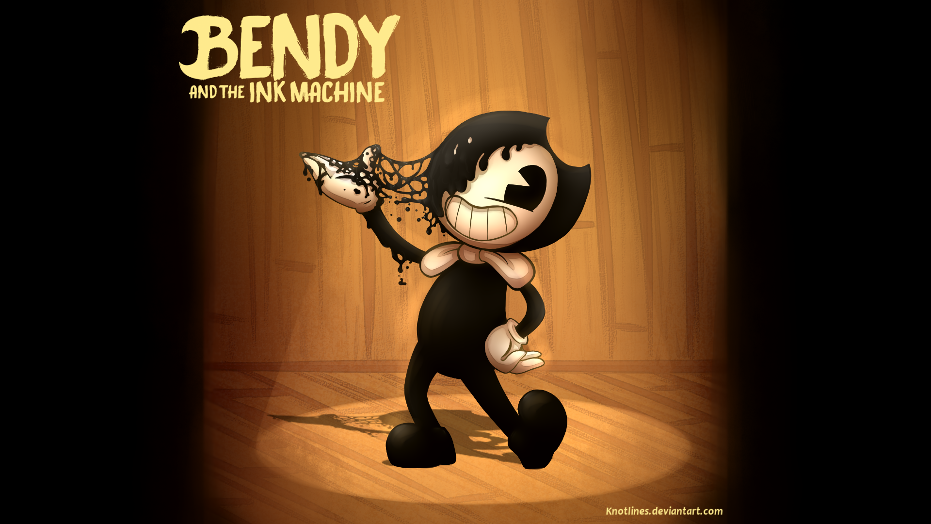 Bendy Wallpapers Top Free Bendy Backgrounds Wallpaperaccess