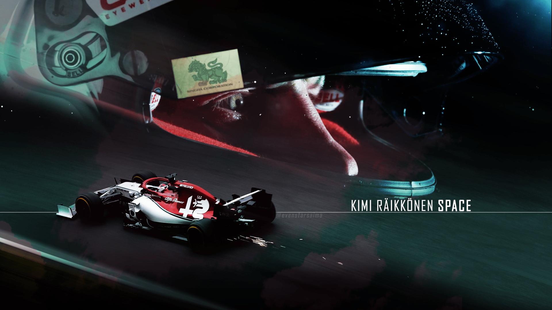 Kimi Raikkonen Wallpapers Top Free Kimi Raikkonen Backgrounds Wallpaperaccess