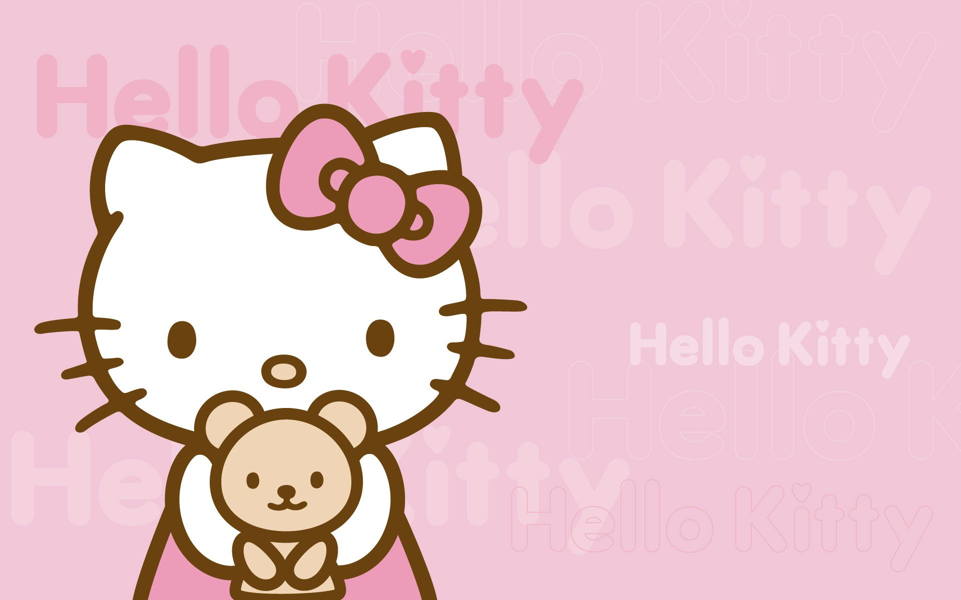 Hello Kitty PC Wallpapers - Top Free Hello Kitty PC Backgrounds