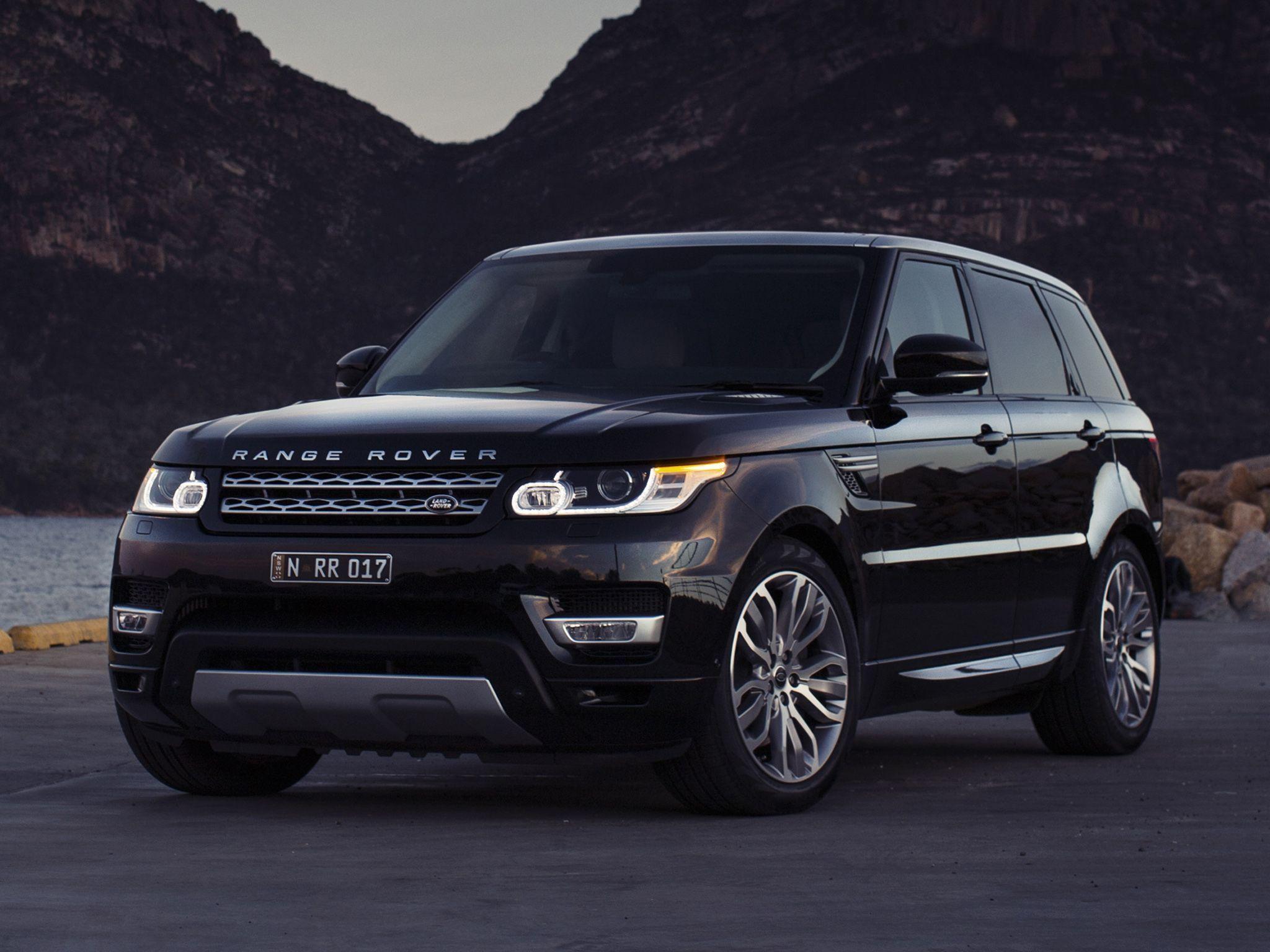 Range Rover Sport Black Wallpaper: Black Range Rover Wallpapers