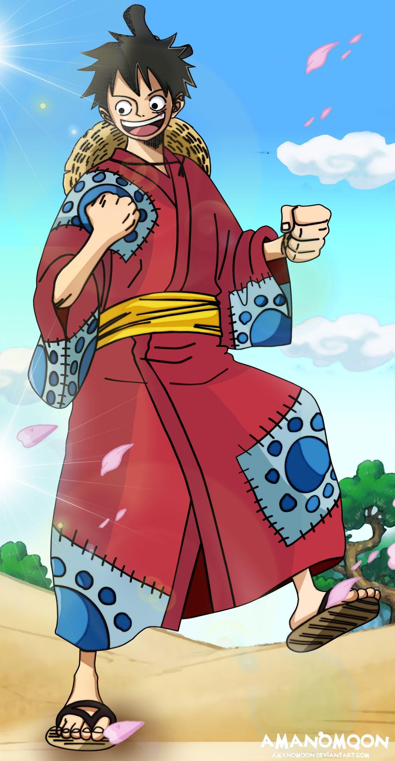 Luffy Zoro Phone Wallpaper