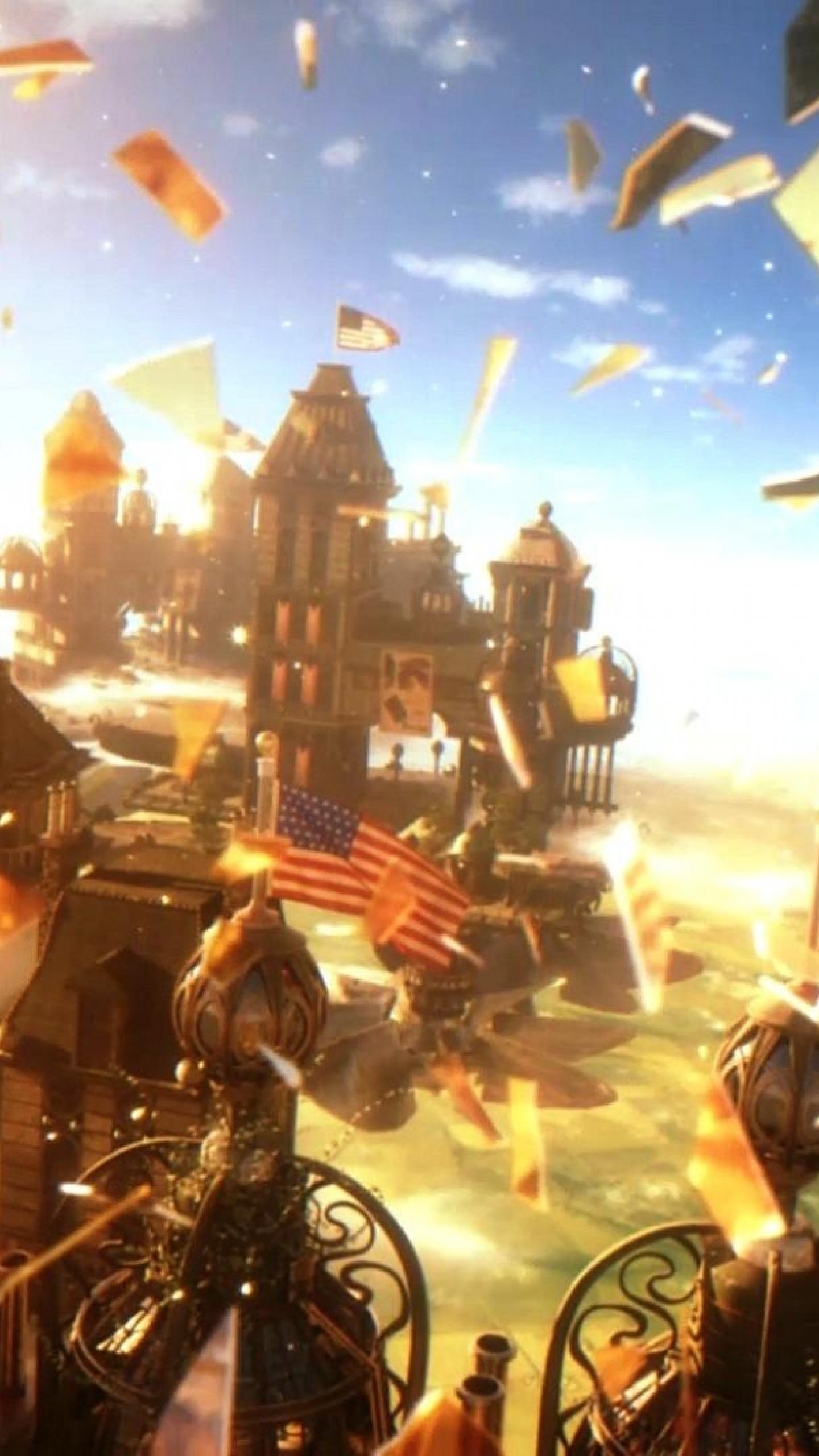 "2560x1600 BioShock Infinite [9] wallpaper - Game wallpapers - #21050"">"