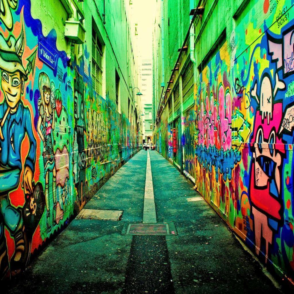 1024x1024 Graffiti hình nền nghệ thuật