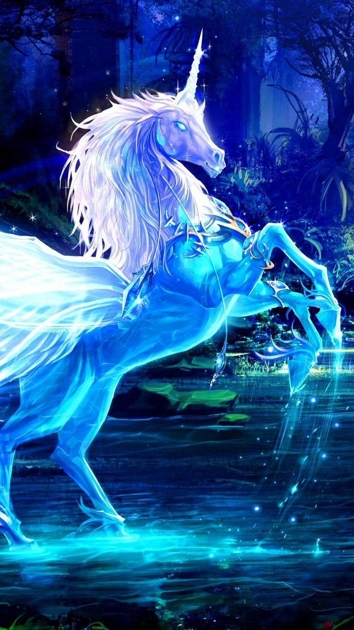 Galaxy Unicorn Wallpapers Top Free Galaxy Unicorn Backgrounds Wallpaperaccess