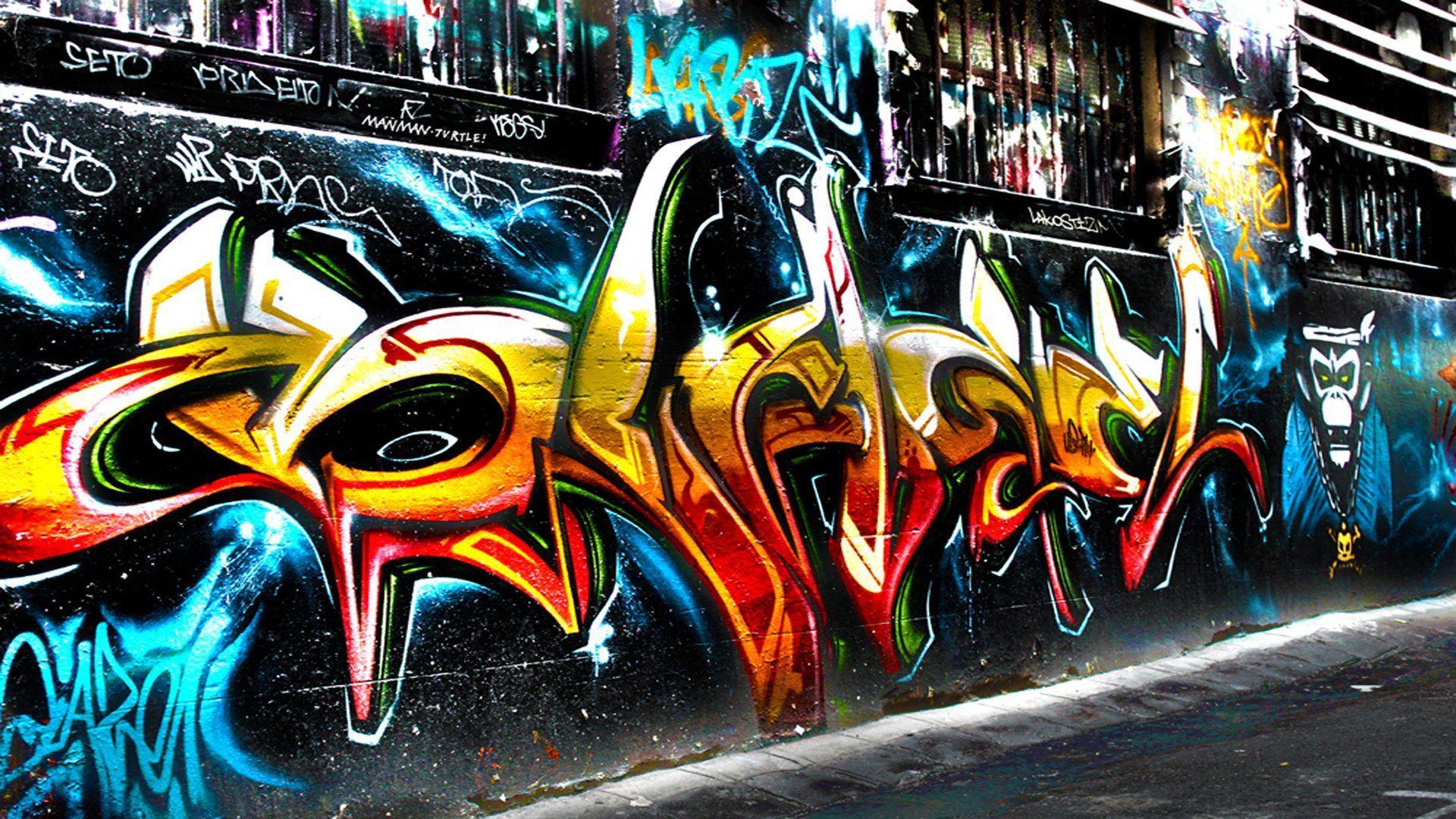 1920x1080 Urban Art HD Hình nền và Hình nền