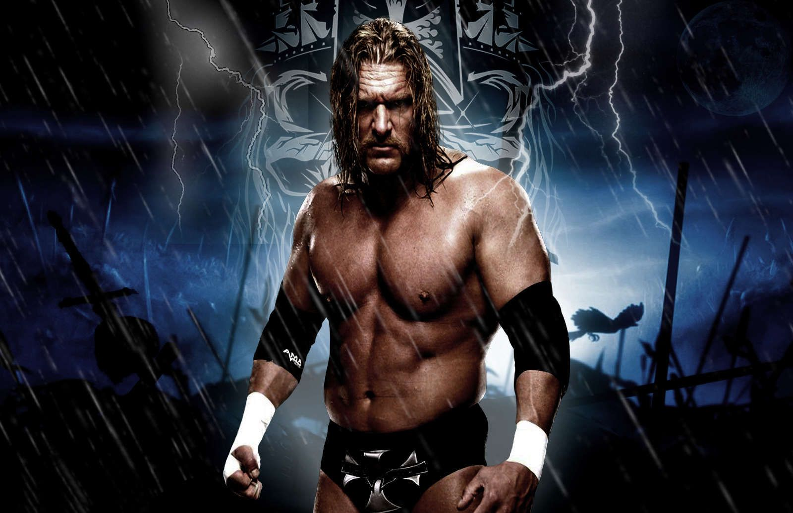 triple h the game wallpaper on bet