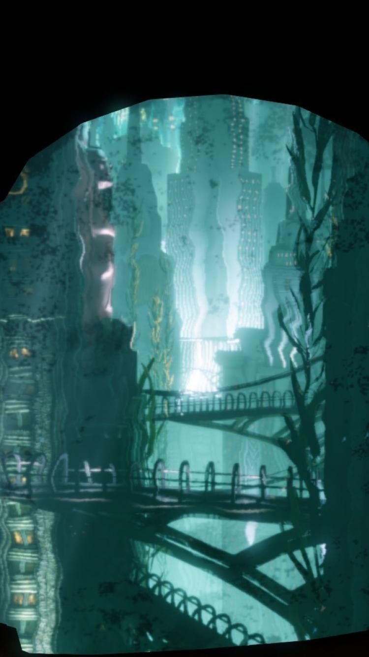 2720x1530 Bioshock Infinite Wallpaper