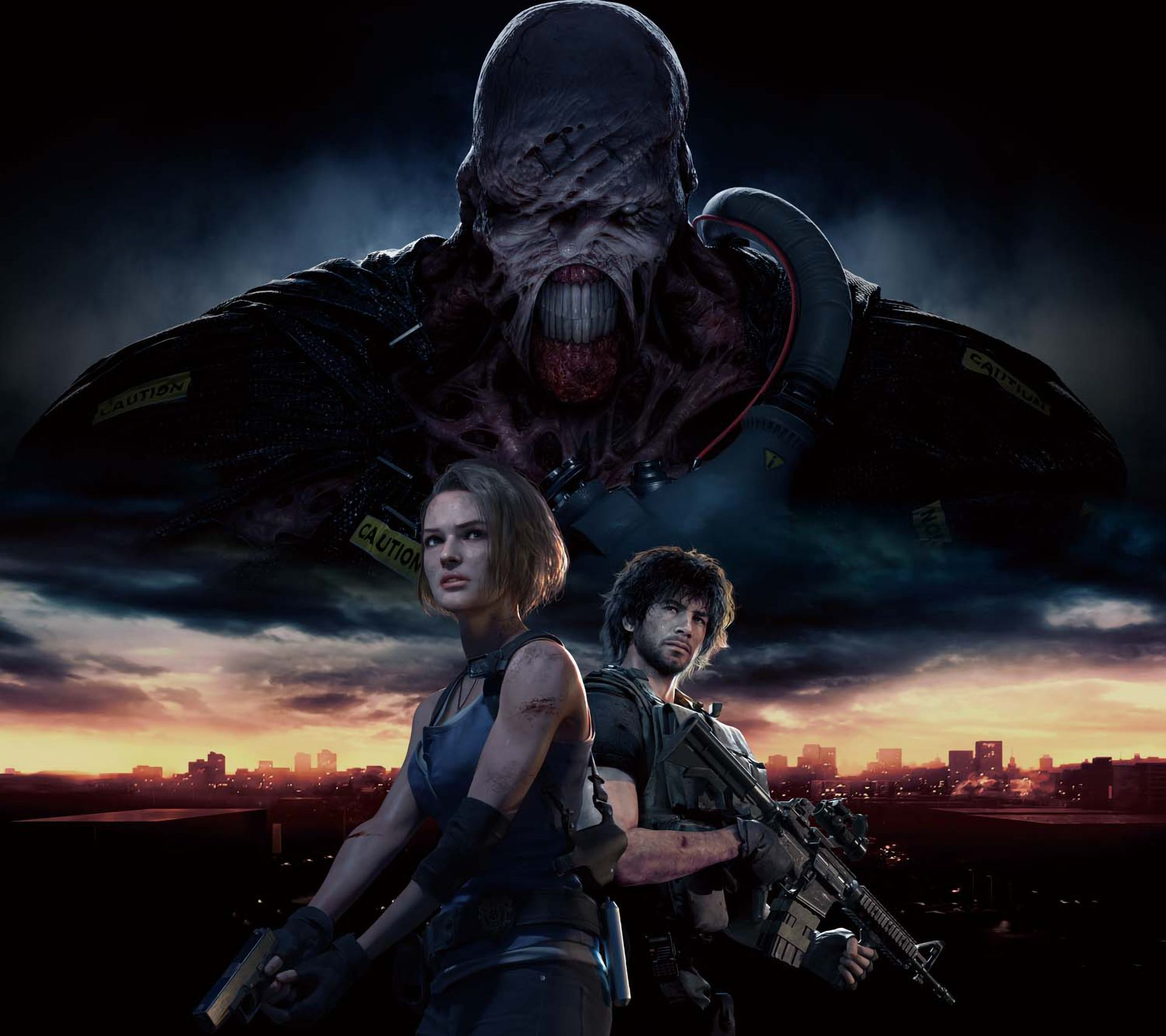 Resident Evil 3 Remake Wallpapers Top Free Resident Evil 3
