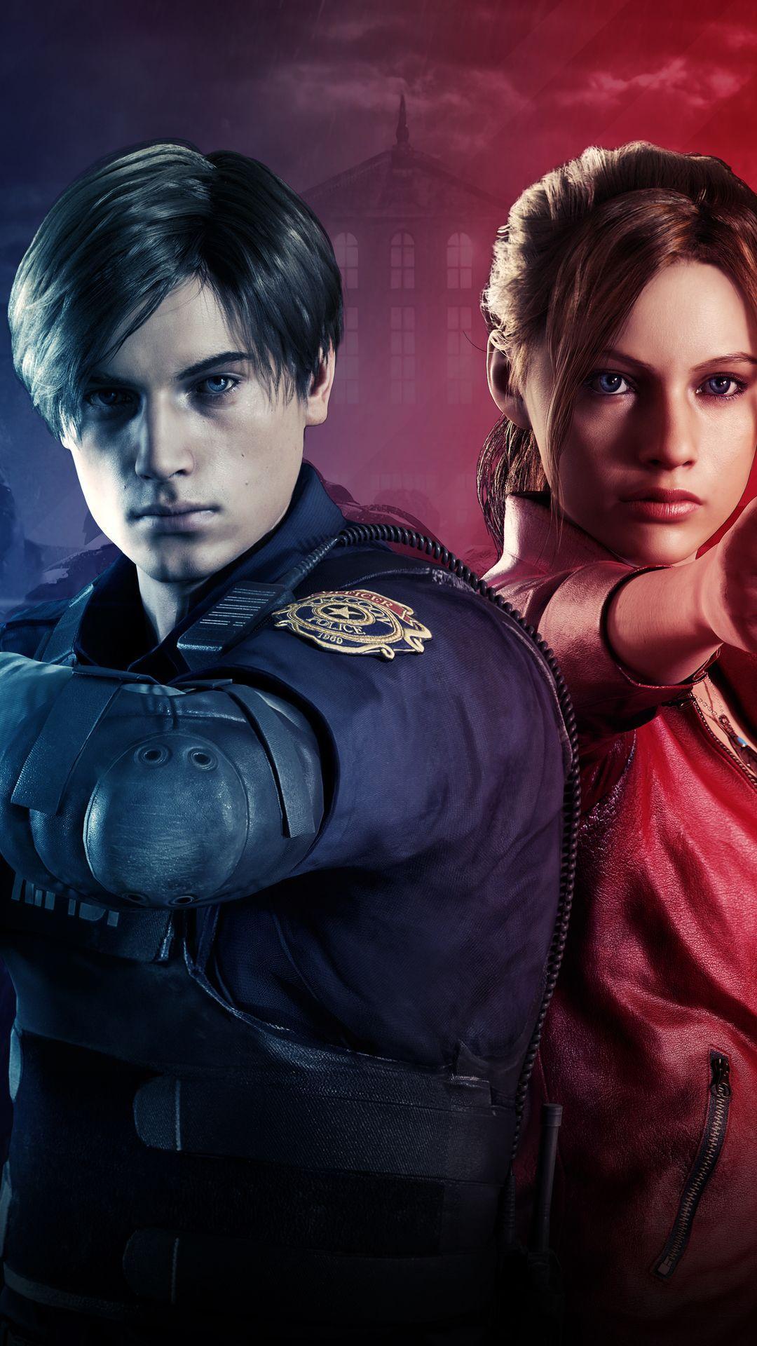 Resident Evil 2 Remake Wallpapers Top Free Resident Evil 2