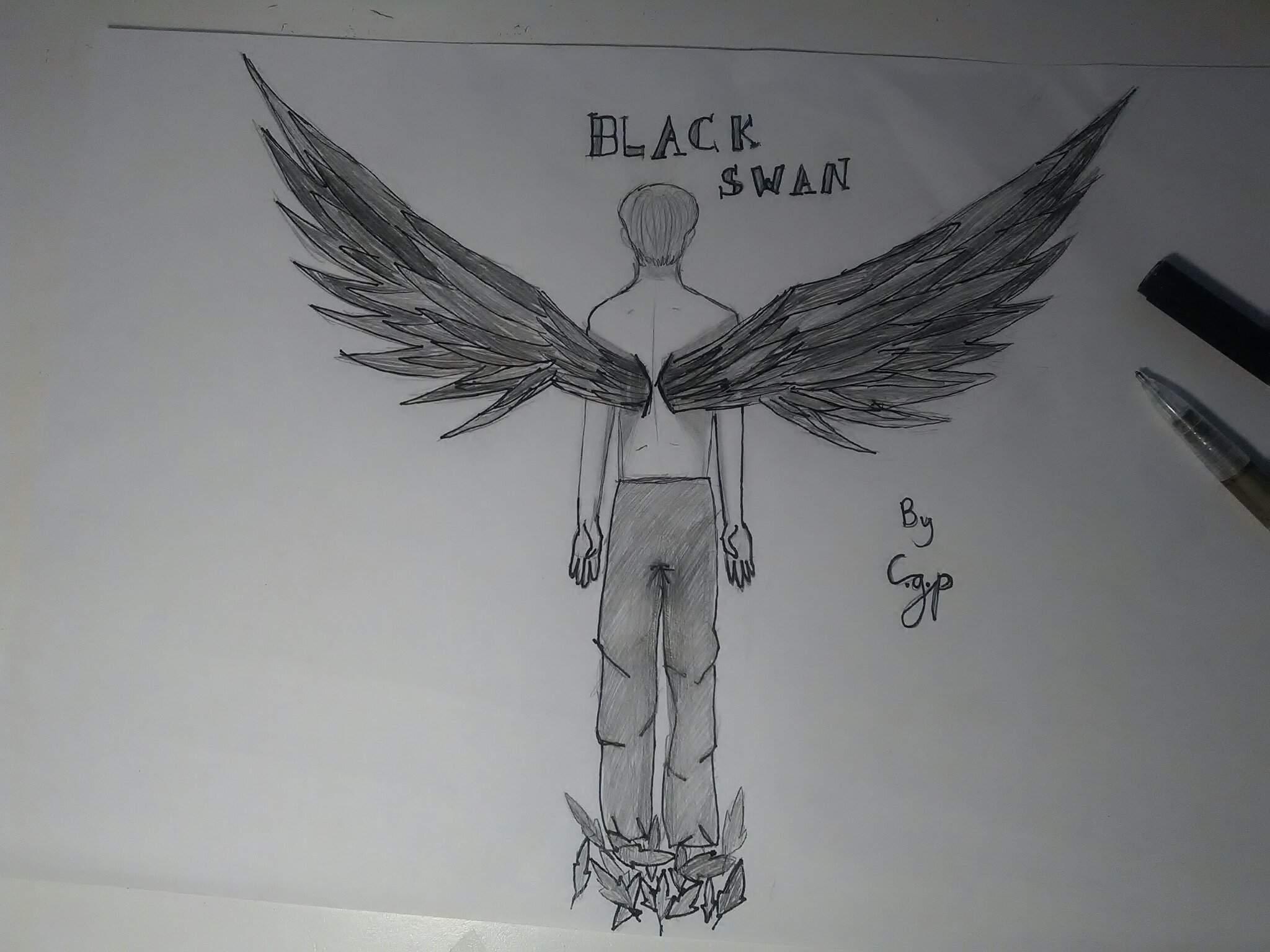 Bts Black Swan Wallpapers Top Free Bts Black Swan Backgrounds Wallpaperaccess